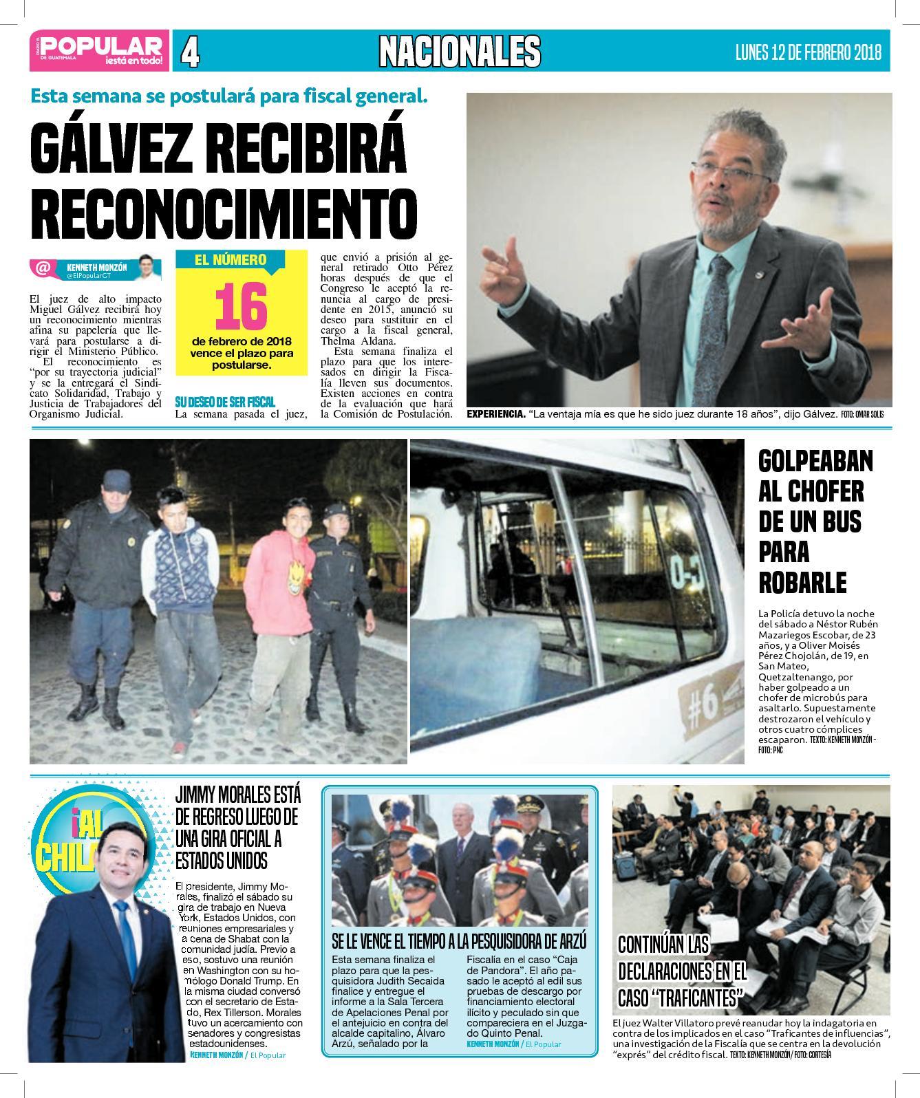 EL POPULAR GUATEMALA 12022018 - CALAMEO Downloader