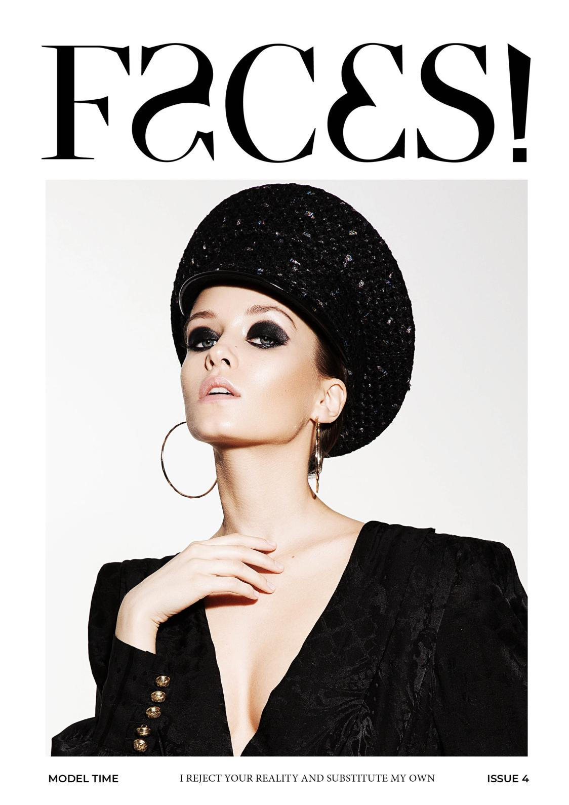 FACES! - ISSUE 4