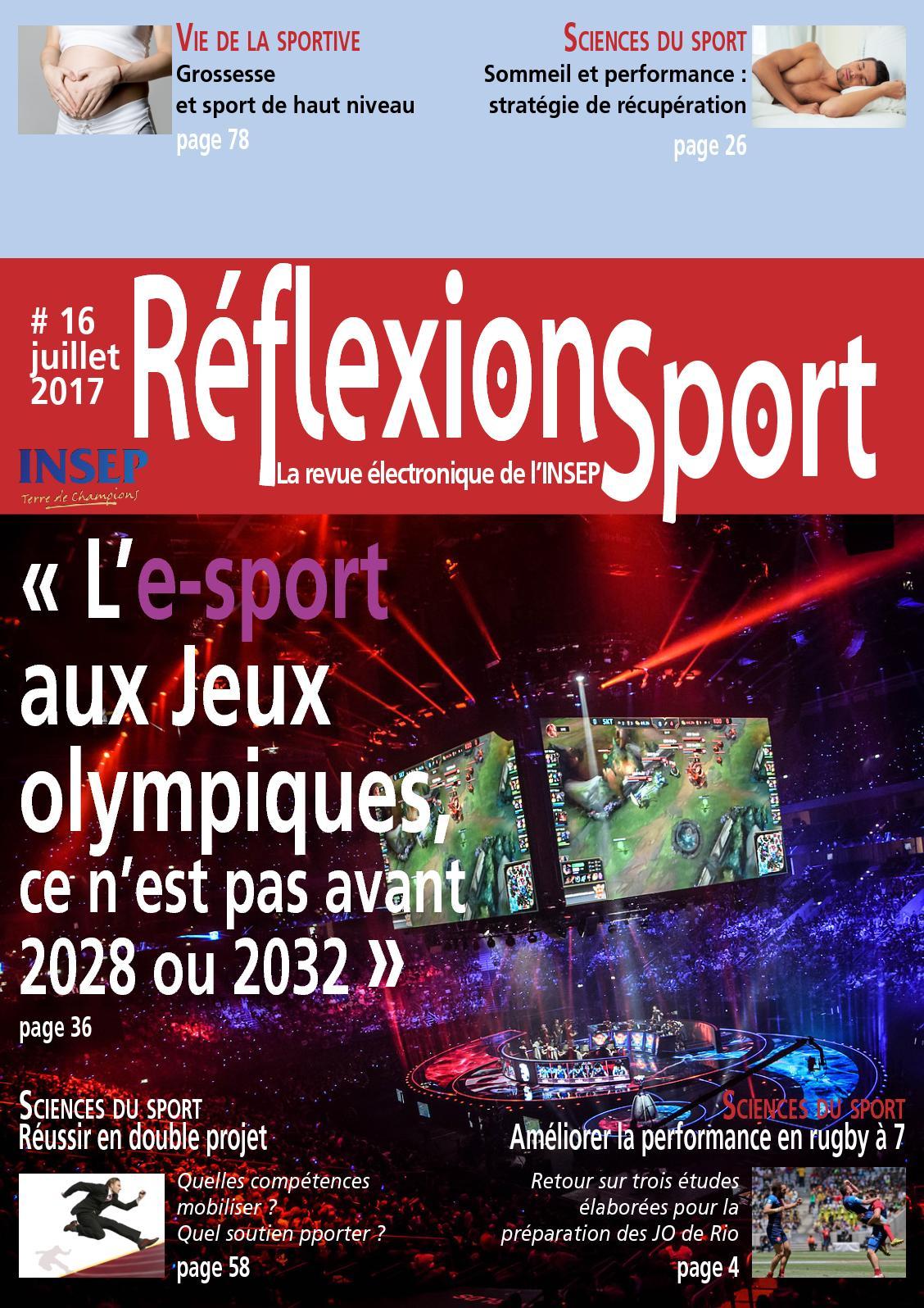 Réflexions Sport #16