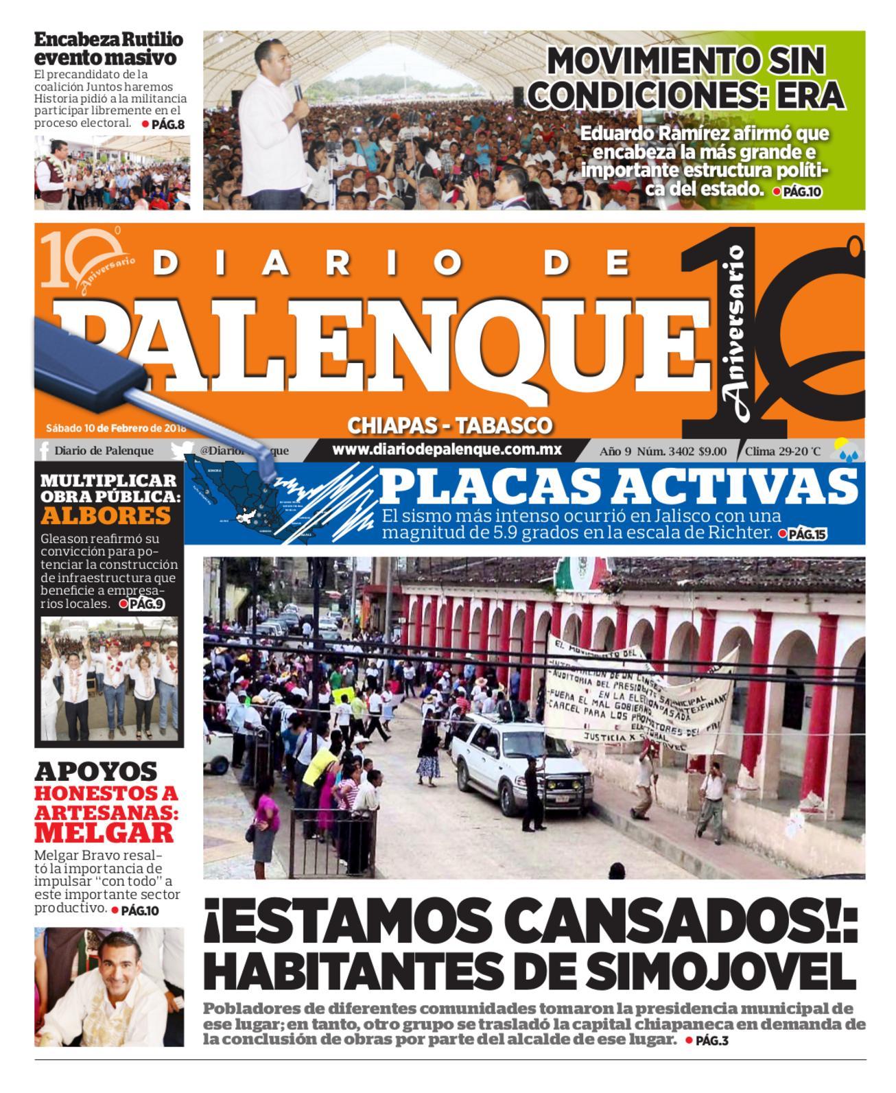 Calaméo - Diario 10/02/2018
