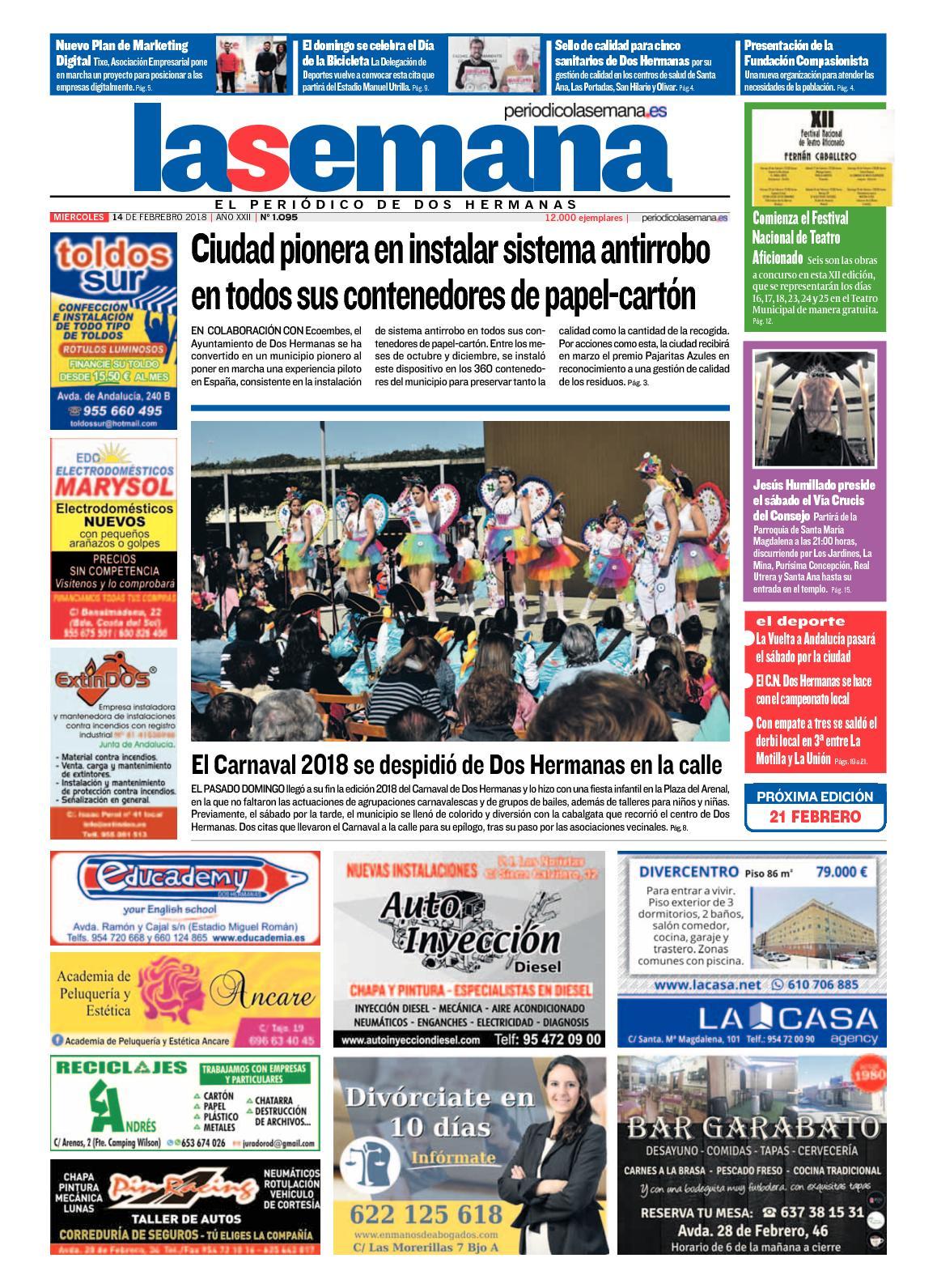 Periodico La Semana 1095