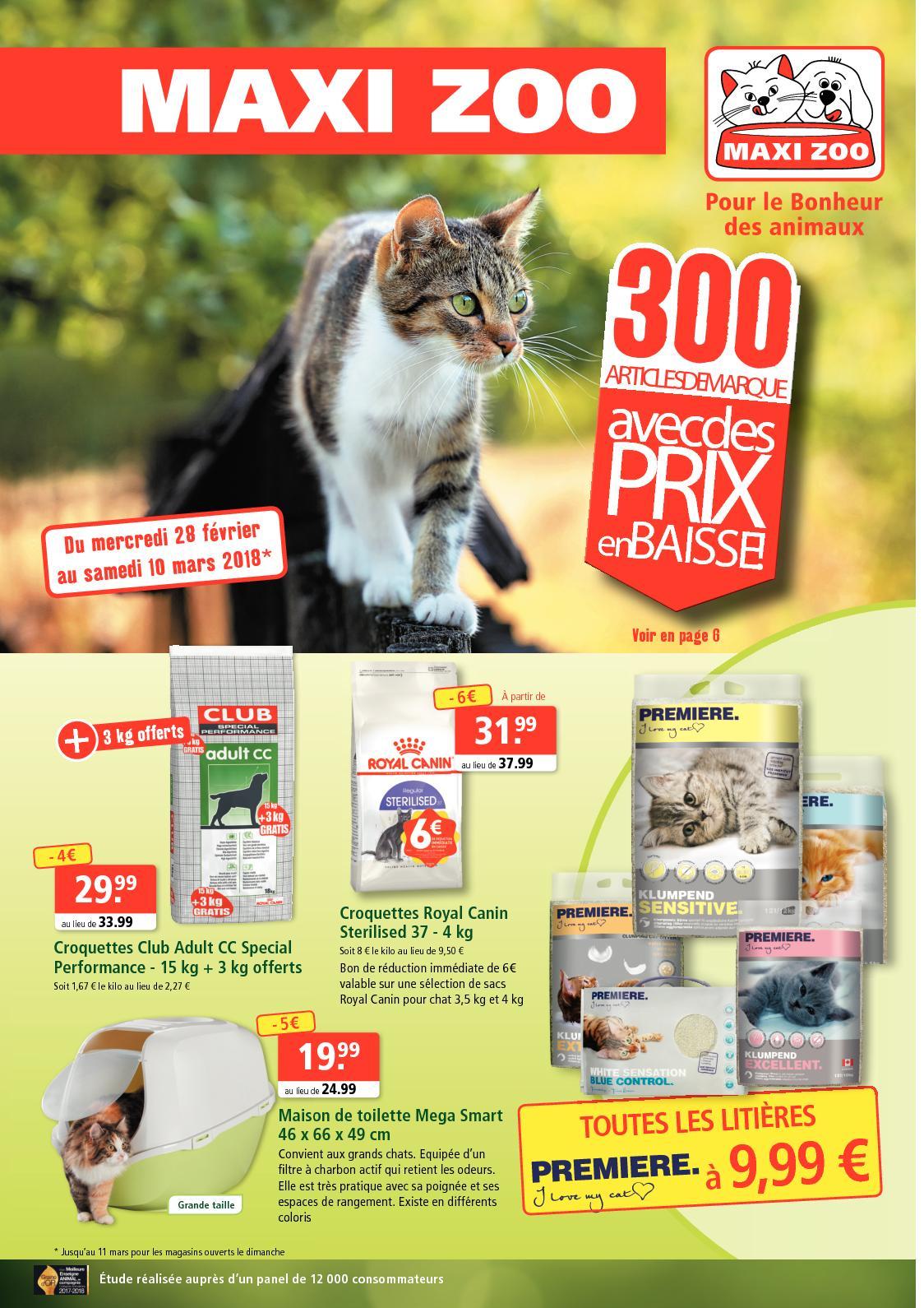7721cfdd322dc1 Calaméo - Des promotions pour vos animaux
