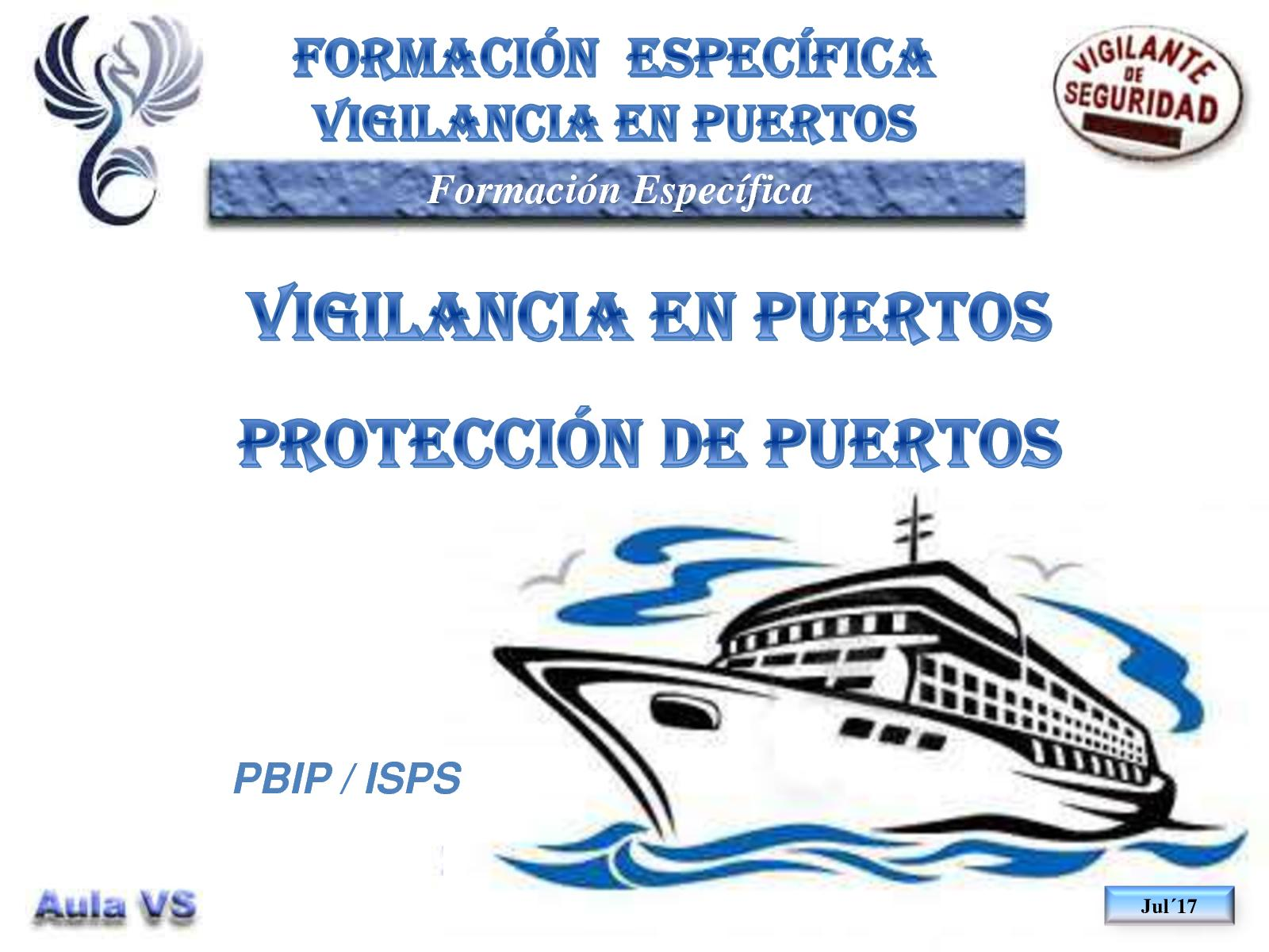 Vp20 - Proteccion De Puertos