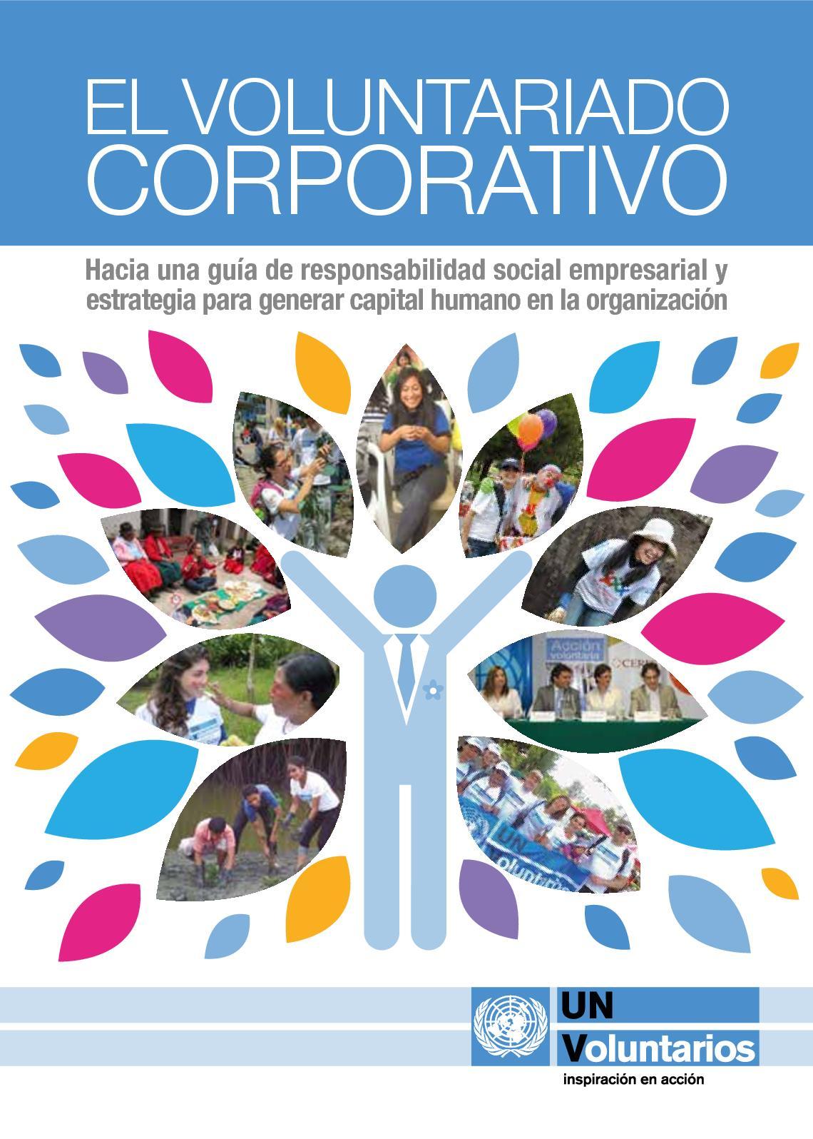 Libro Voluntariado