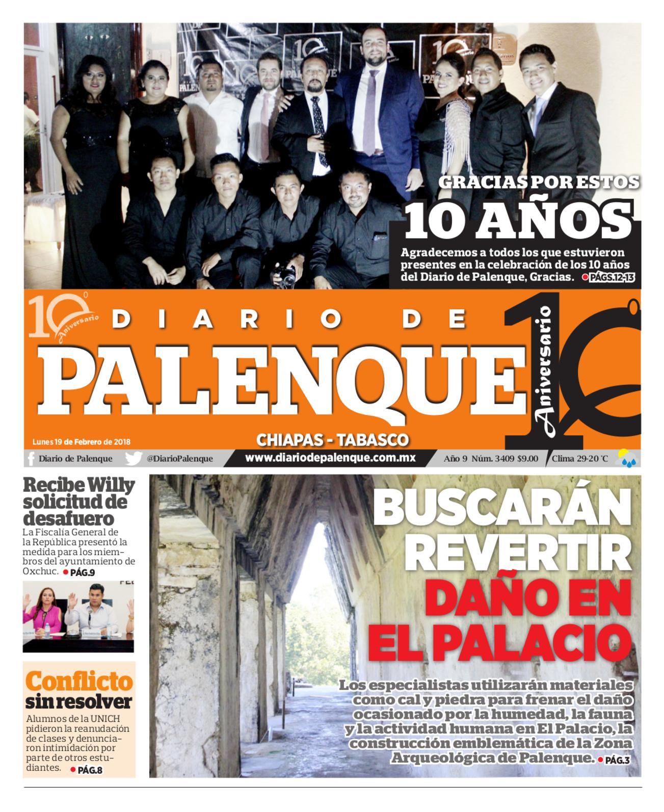 Calaméo - Diario 19/02/2018