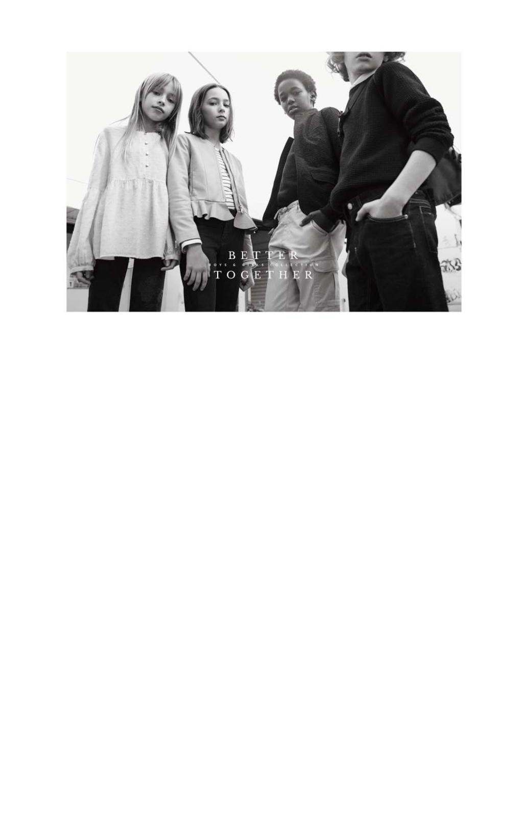 Massimo Dutti: Better Together
