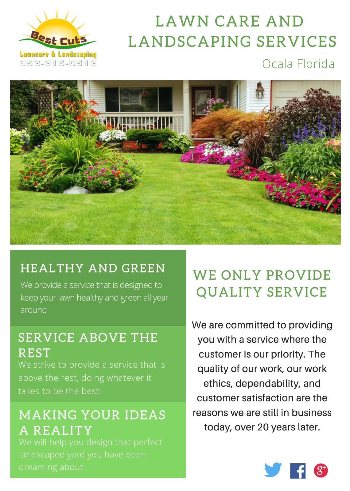 Calam o lawn care and landscaping services ocala florida for Lawn and garden care services