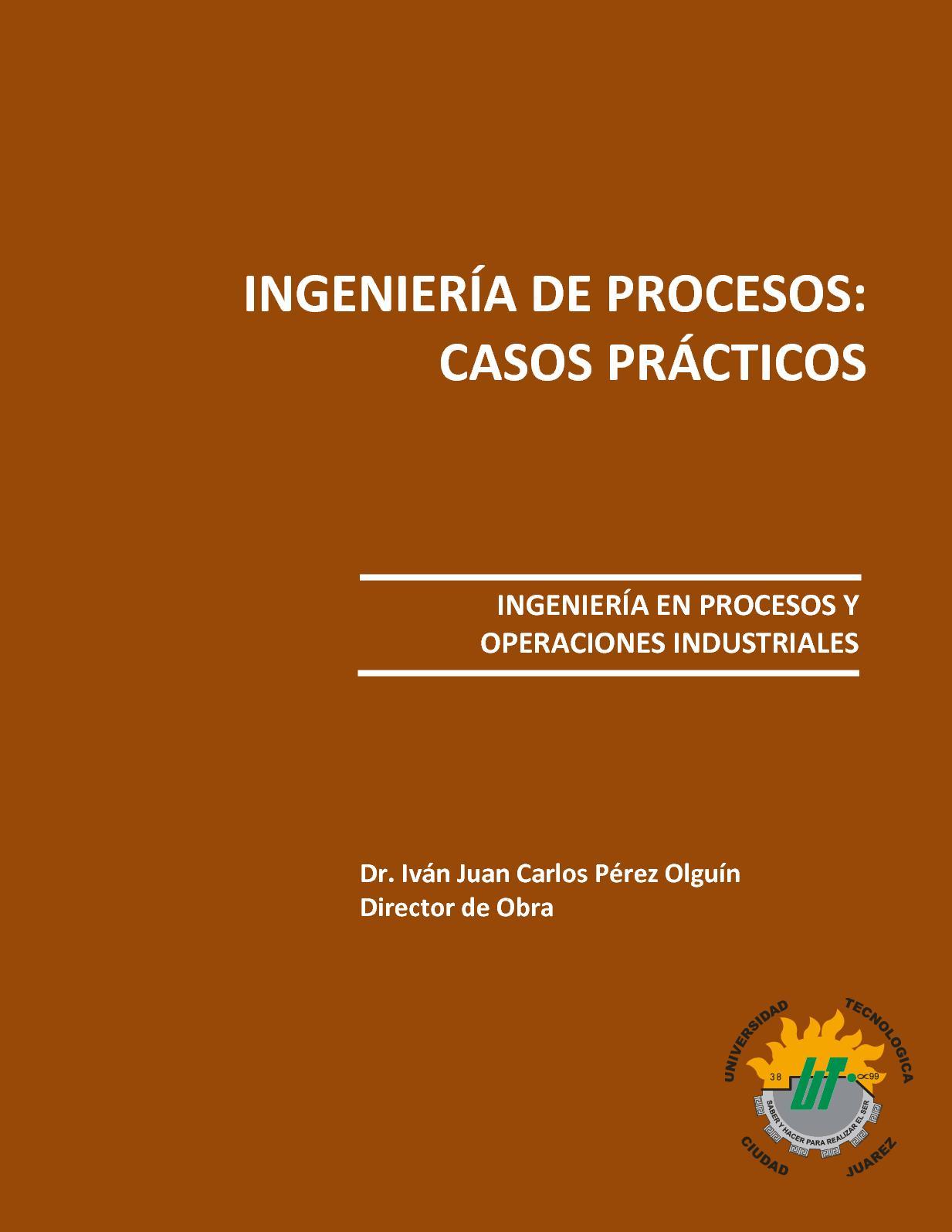 Calaméo - Ingeniería De Procesos Casos Prácticos 2014