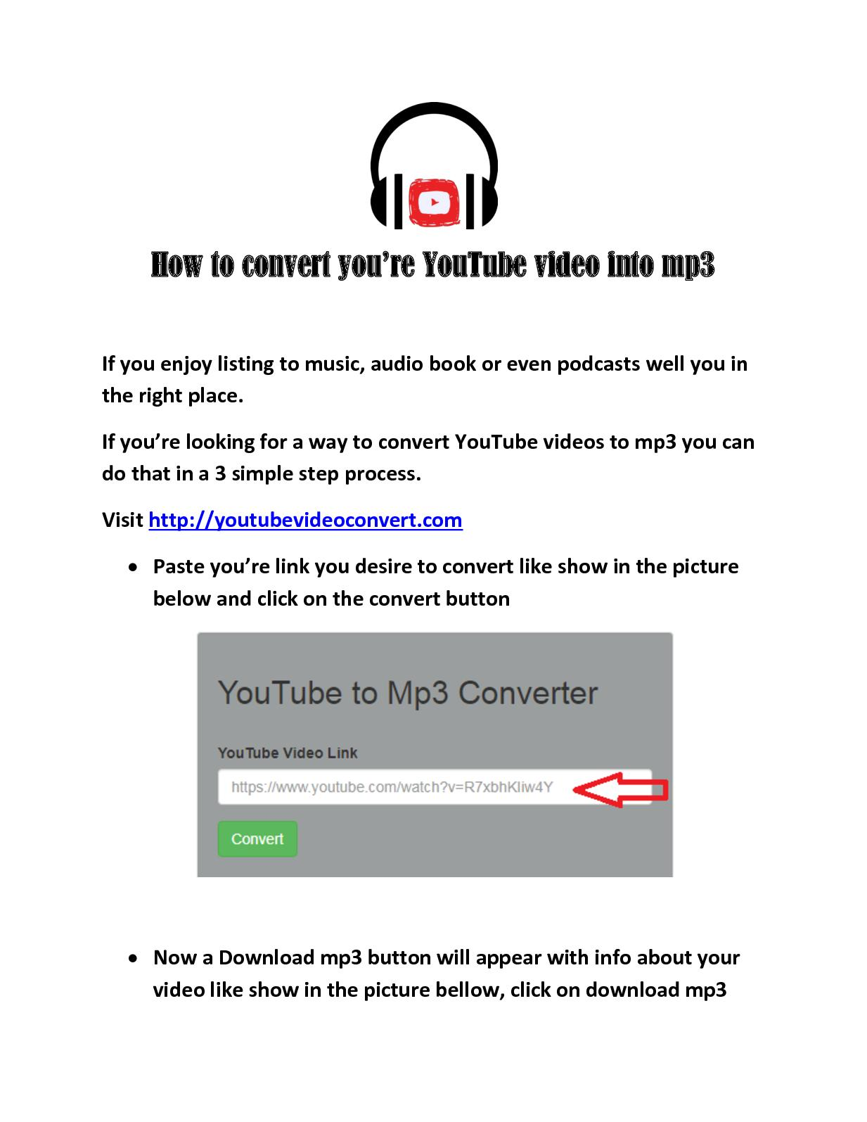 Calamo how to convert youtube to mp3 ccuart Image collections