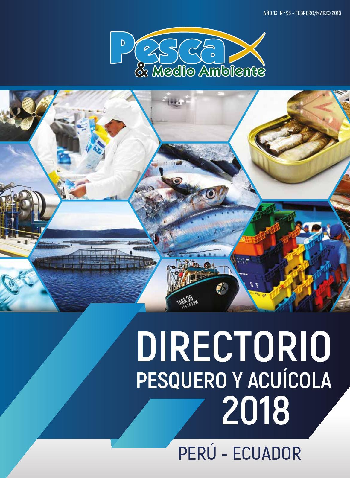 REVISTA PESCA & MEDIO AMBIENTE Nº 93