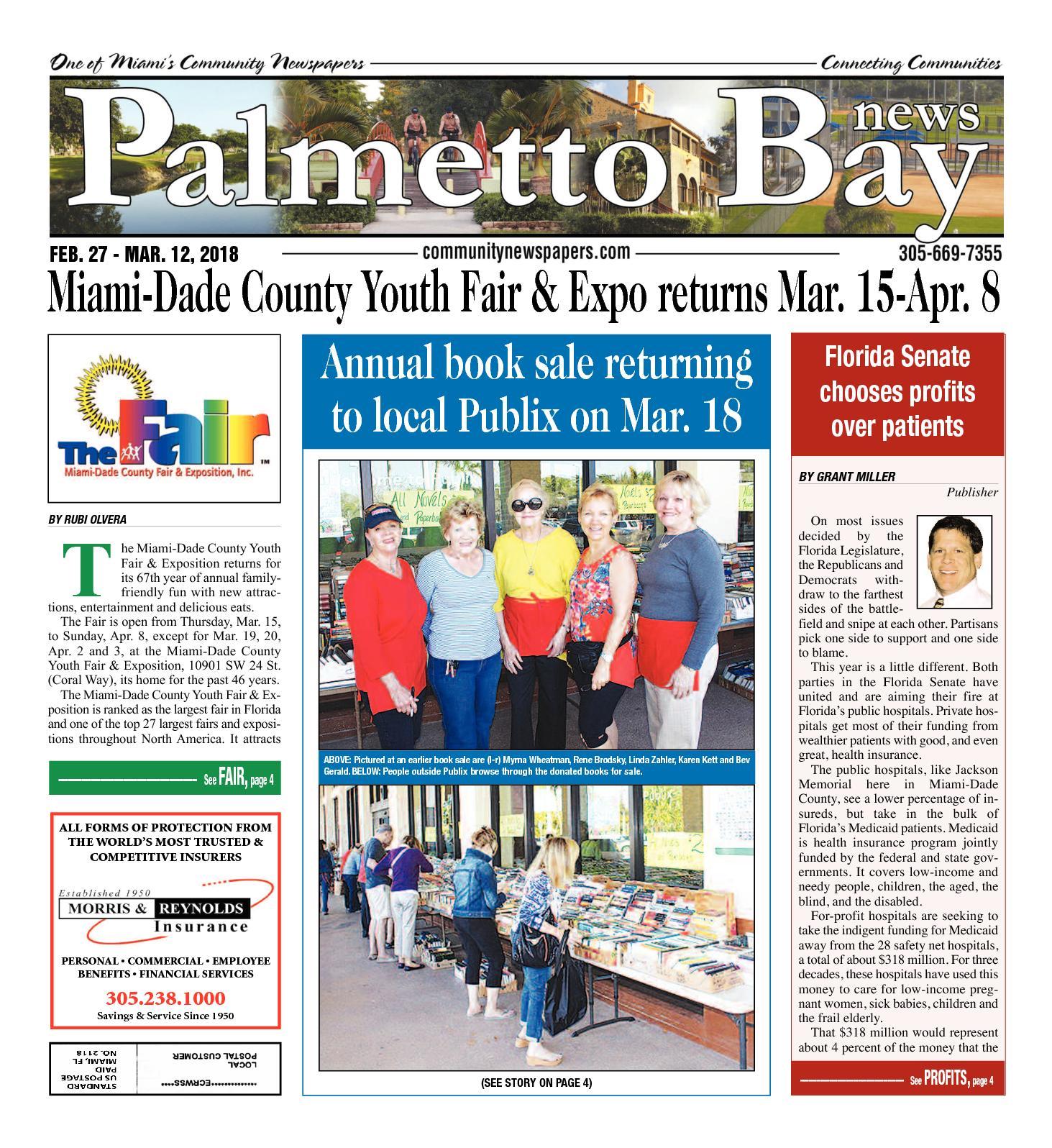 Calaméo Palmetto Bay News 2 27 2018