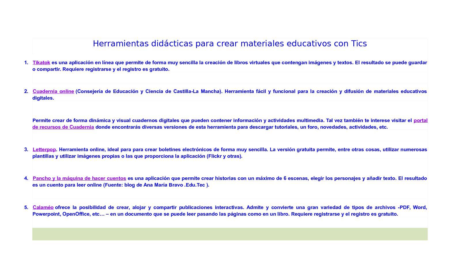 Calaméo - Herramientas Web Con Sintesis (2)