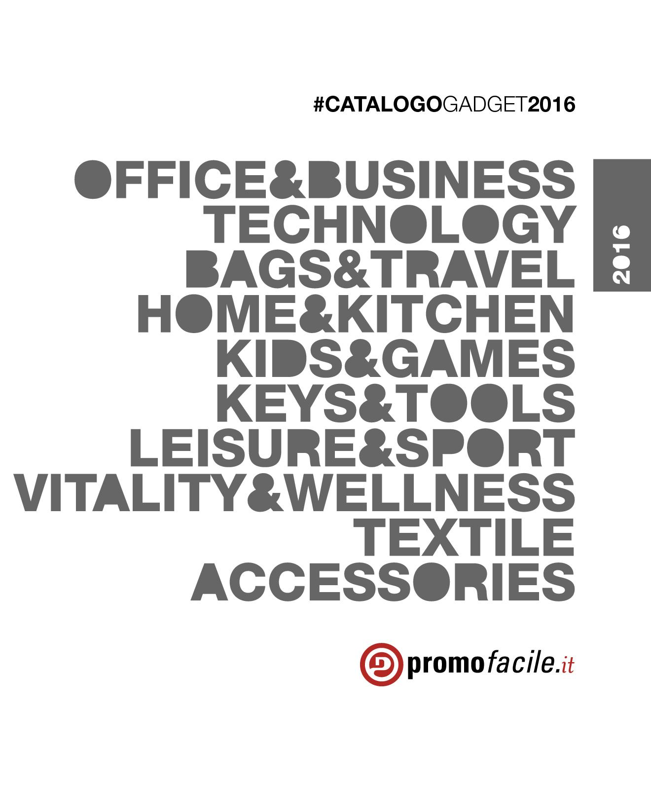 Calaméo Catalogo Gadget 2016