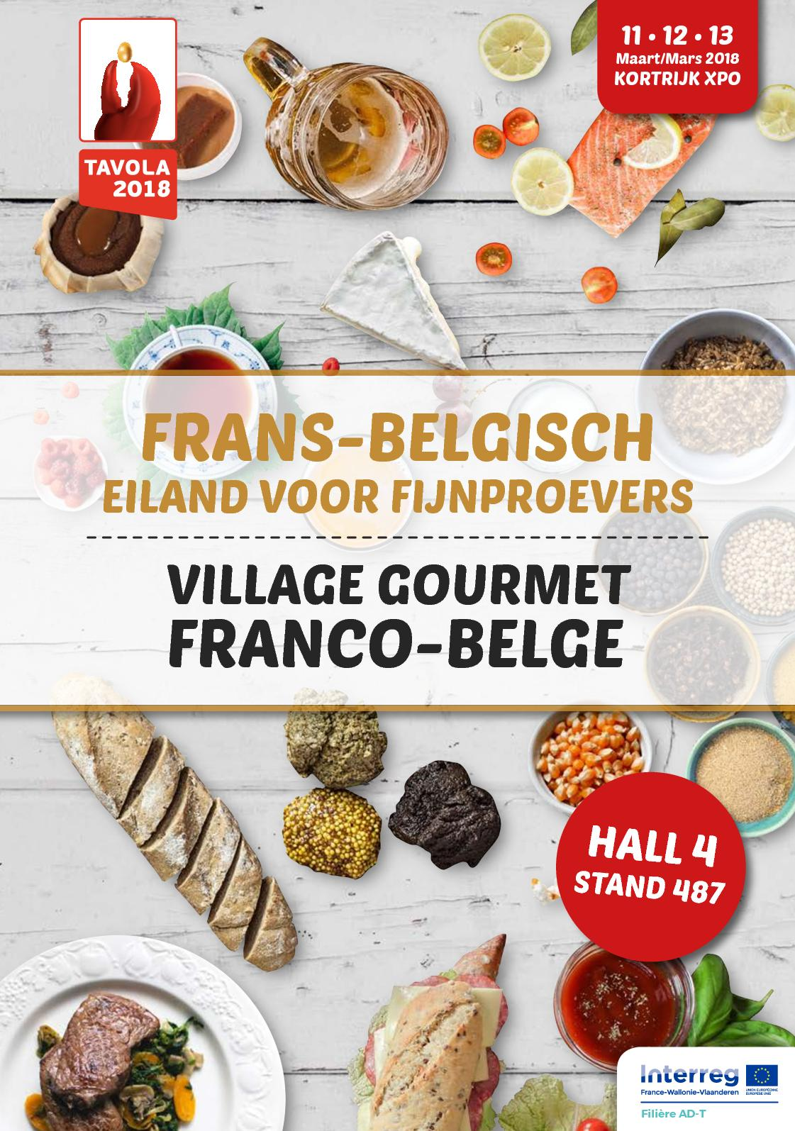 rencontre culinaire roulers