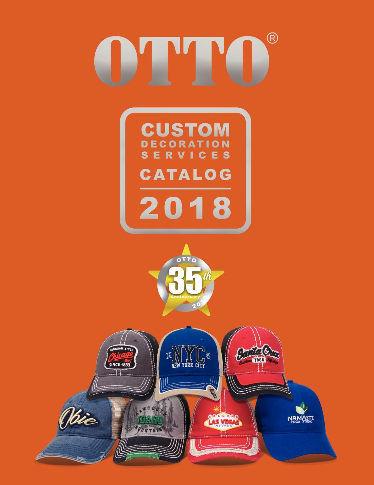 Calaméo - Otto 2018 Custom Decoration Services Catalog Lr R1 4301f44ff442