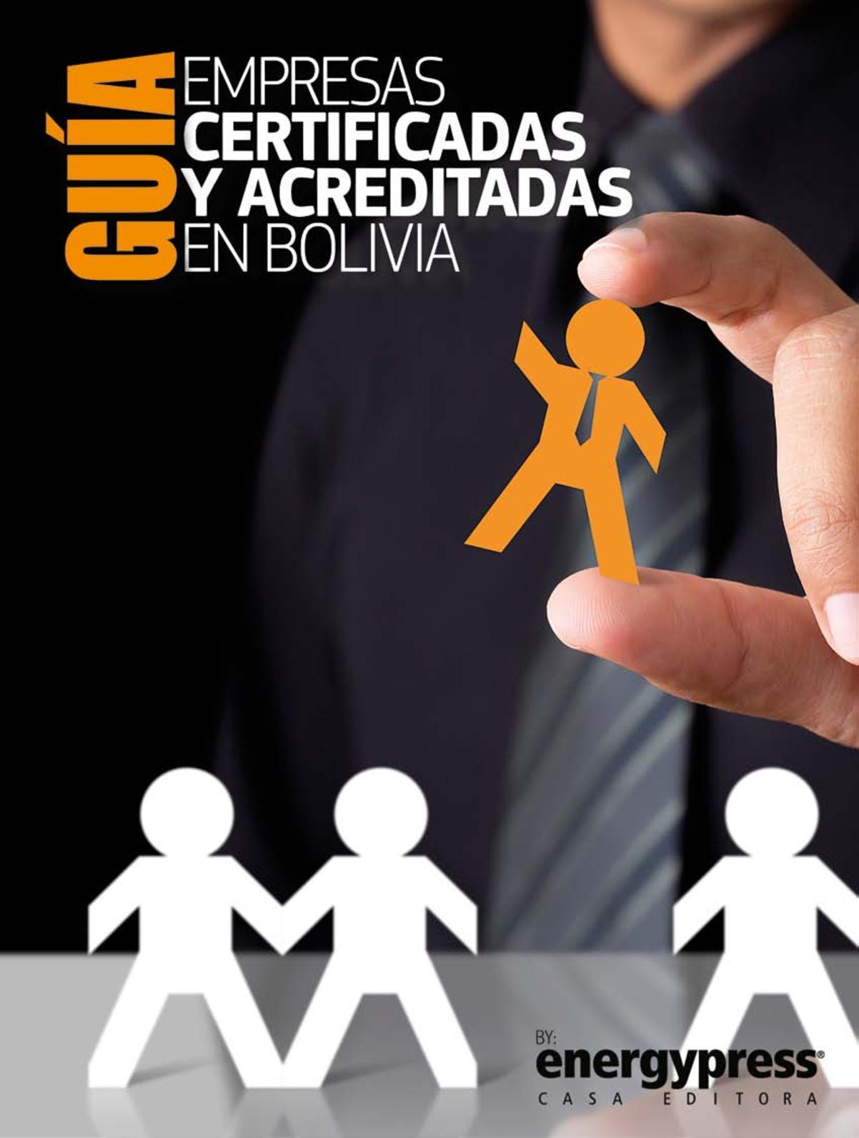 GUIA DE EMPRESAS CERTIFICADAS BOLIVIA
