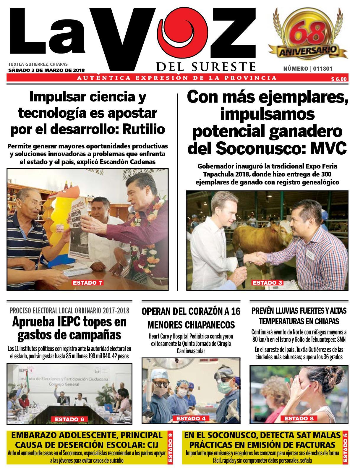 Diario La Voz del Sureste