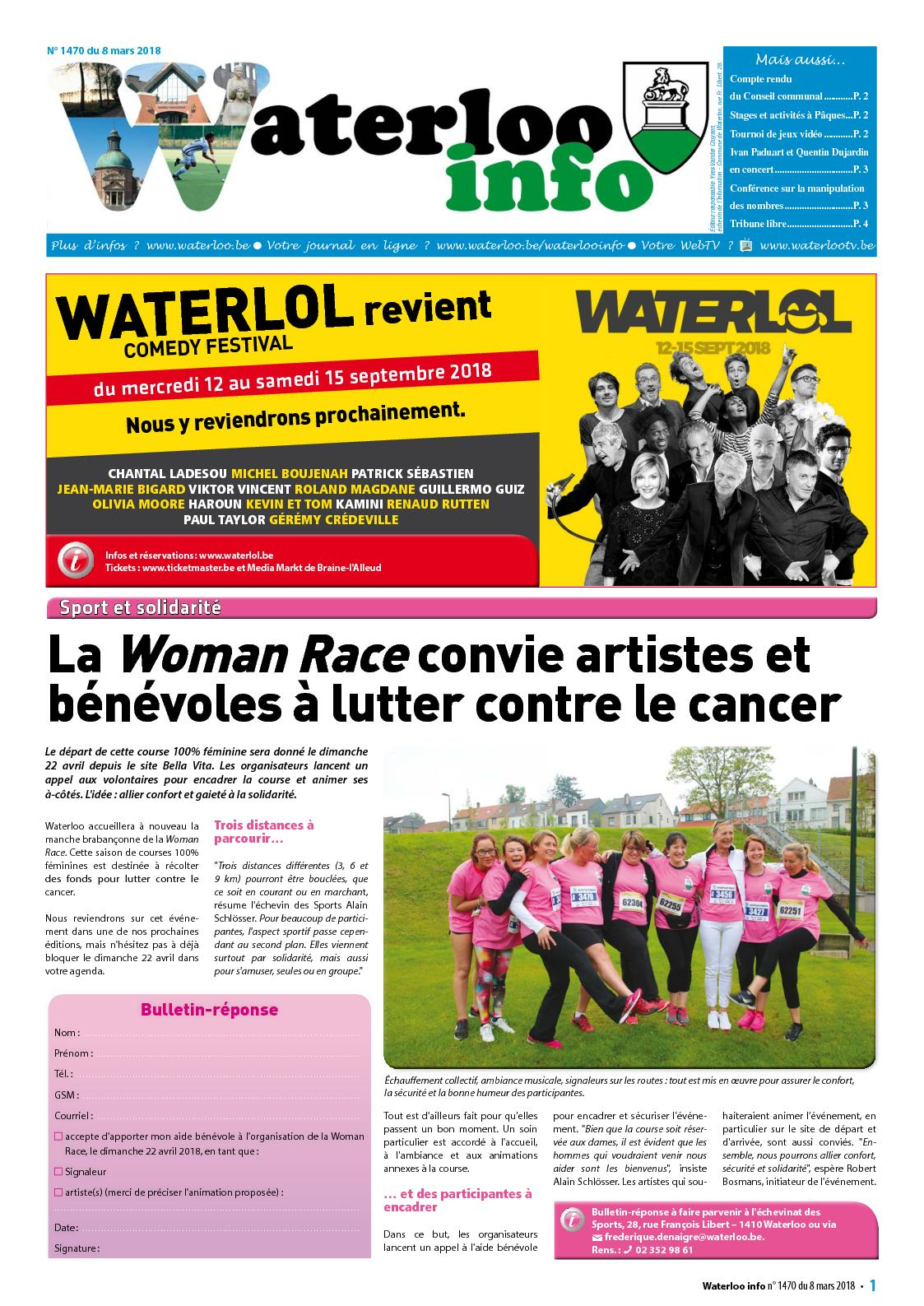 annonce soumise waterloo