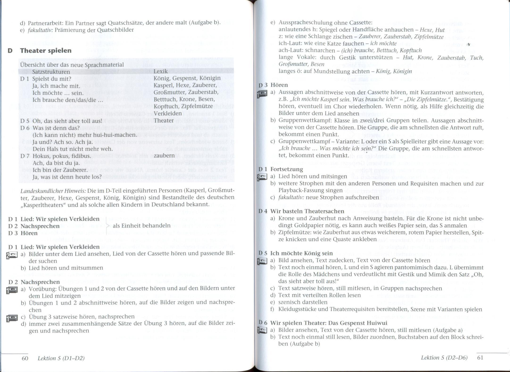 Tamburin 1 Deutsch Fuer Kinder Lehrerhandbuch - CALAMEO Downloader
