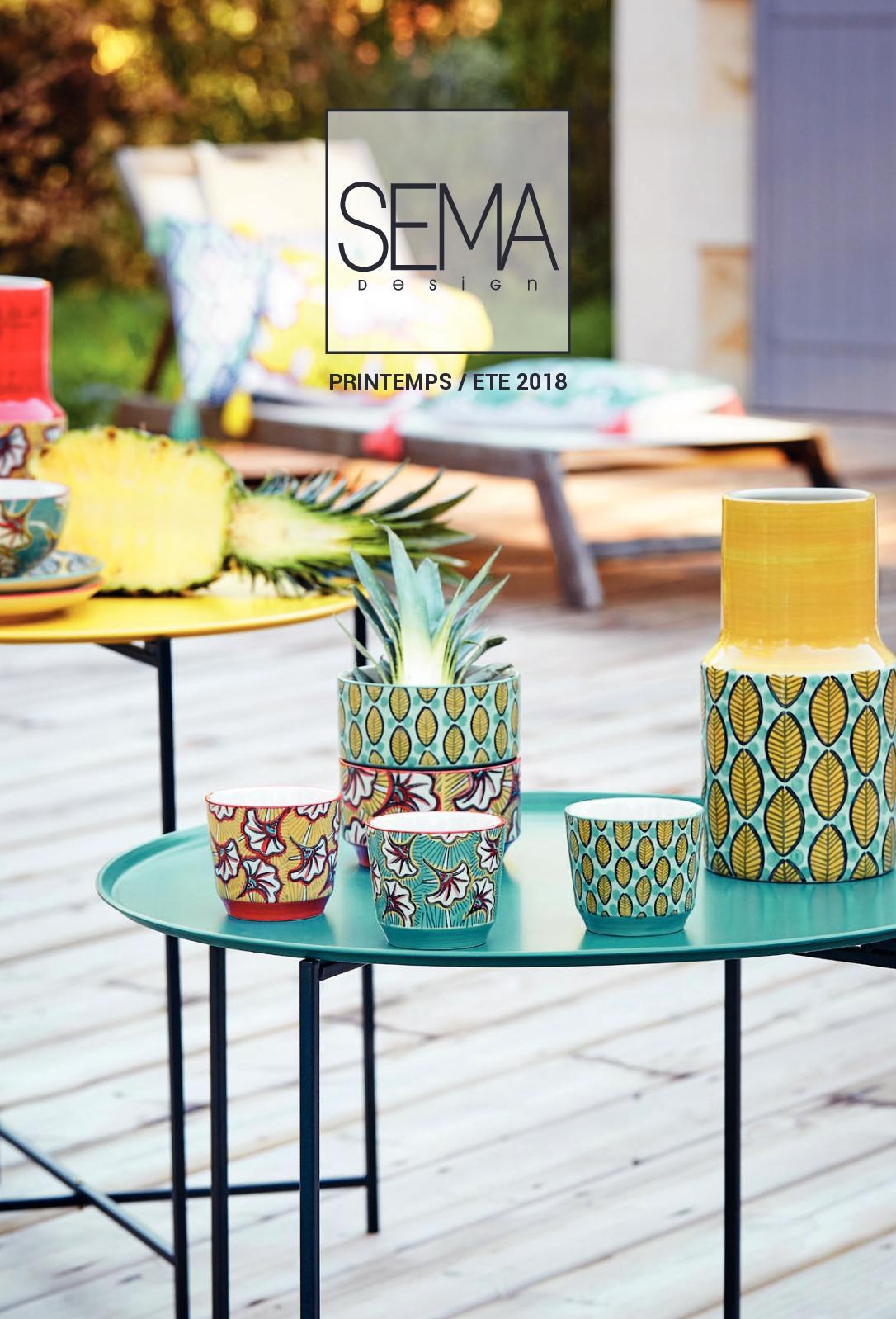 Calaméo Sema Design Printemps été 2018