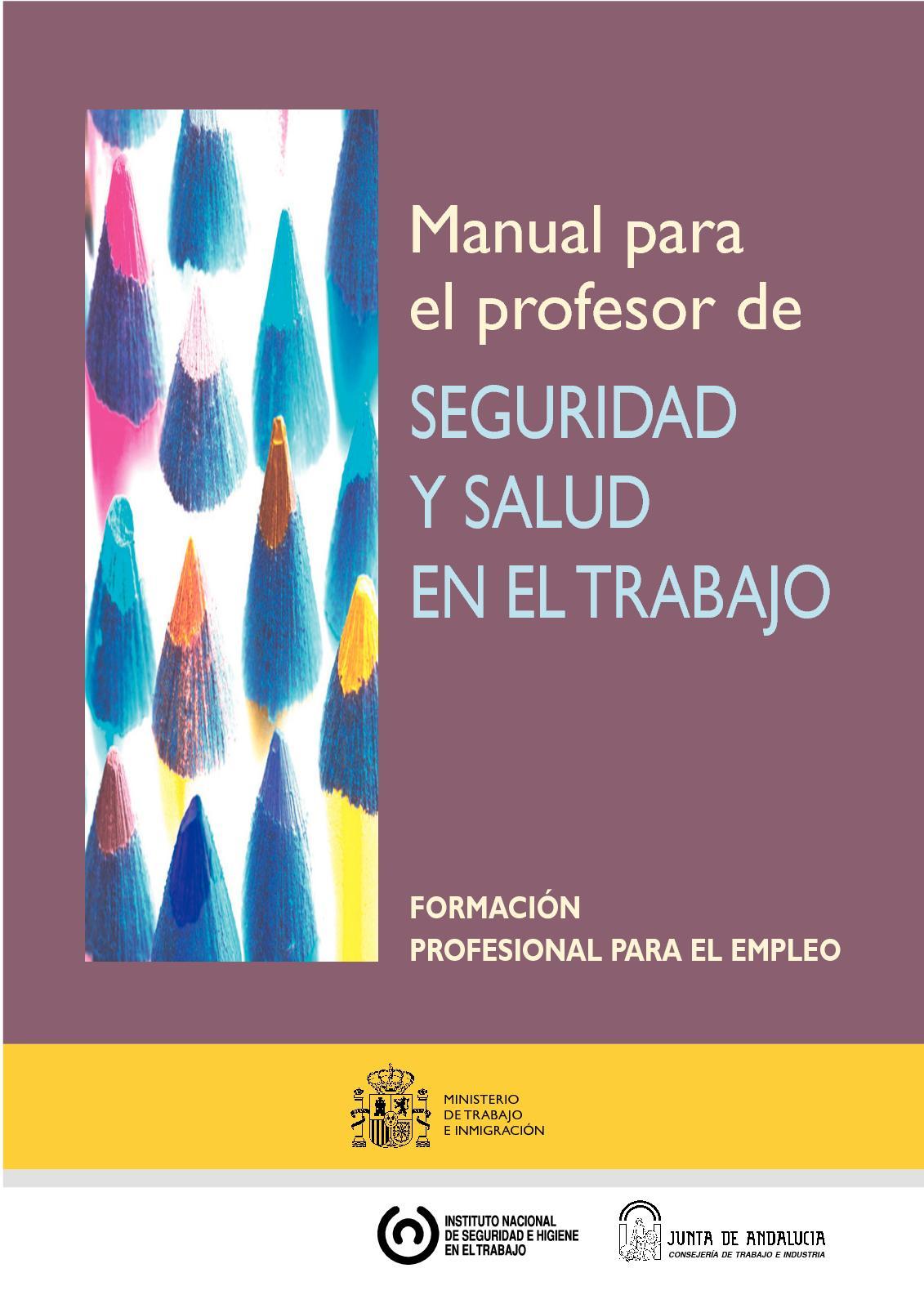 Calaméo - Manual Profesor Fp Para El Empleo