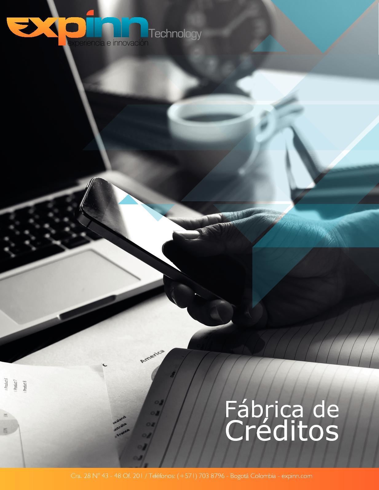 Manual Fabrica De Creditos
