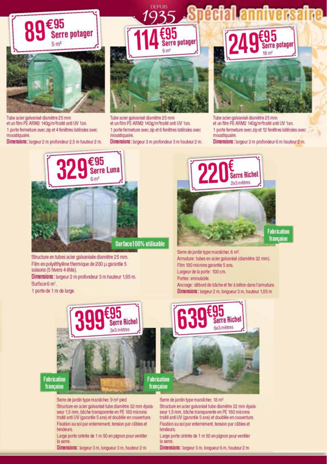 Calaméo - Delbard Varades - Les Serres de jardin
