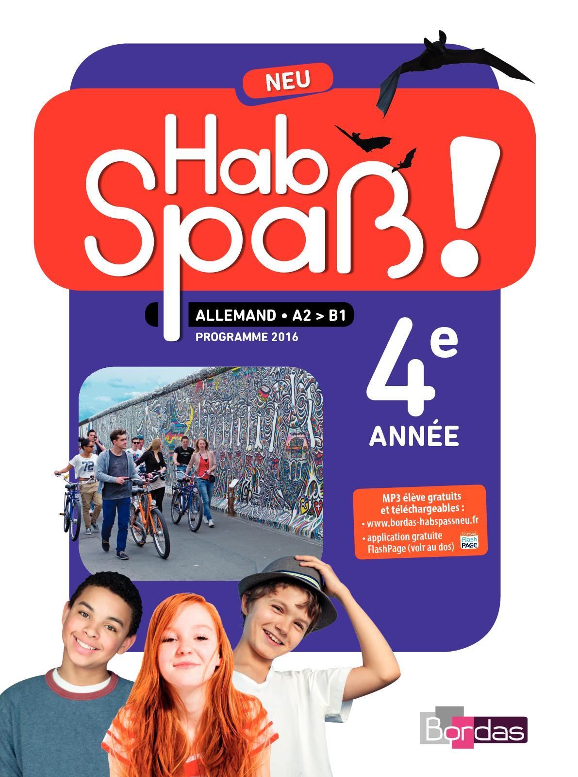 Calaméo - Hab Spaß Neu 4e année