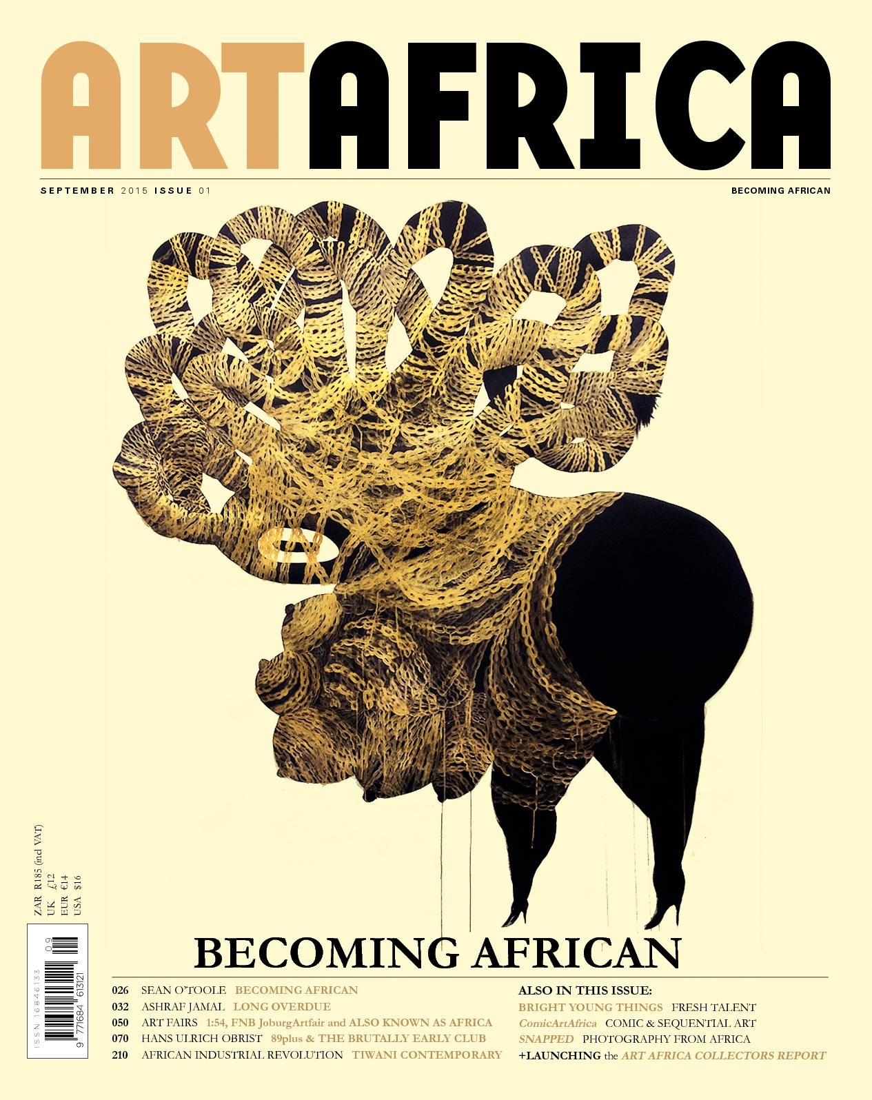 calaméo becoming african art africa issue 01