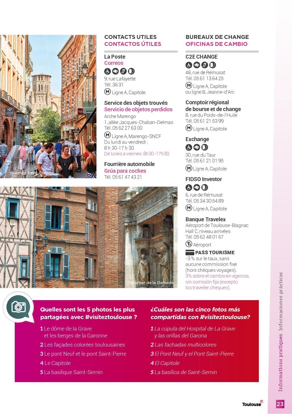Guia Turistica De Toulouse Metropole Calameo Downloader