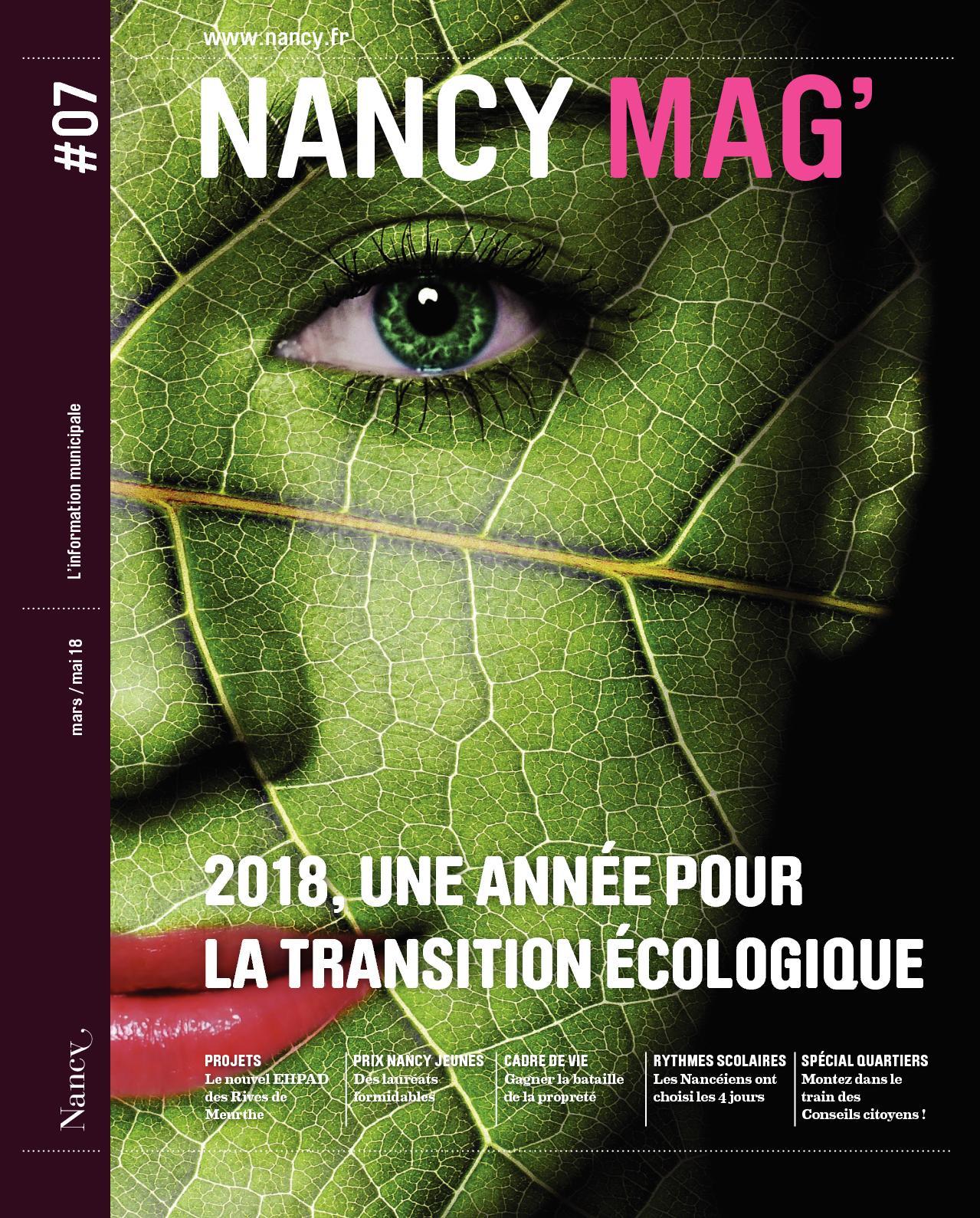 Nancy Mag n°7
