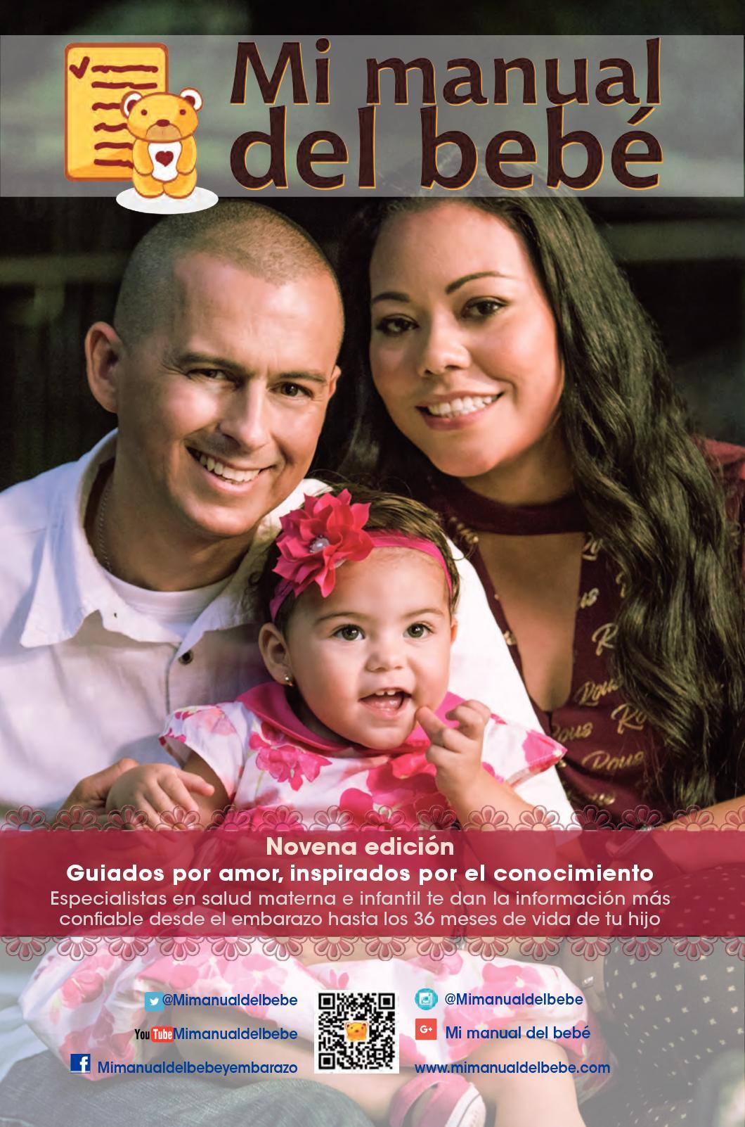 Calaméo - Mi manual del bebé (novena edición ginecólogos)