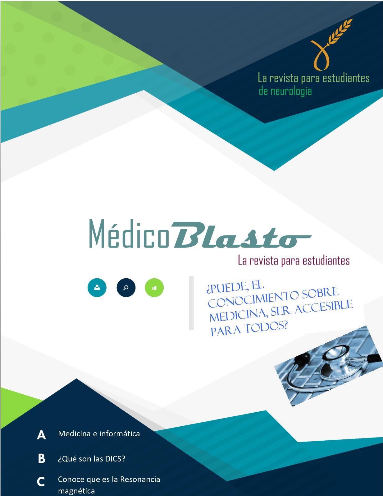 Calaméo - Revista Medico Blasto