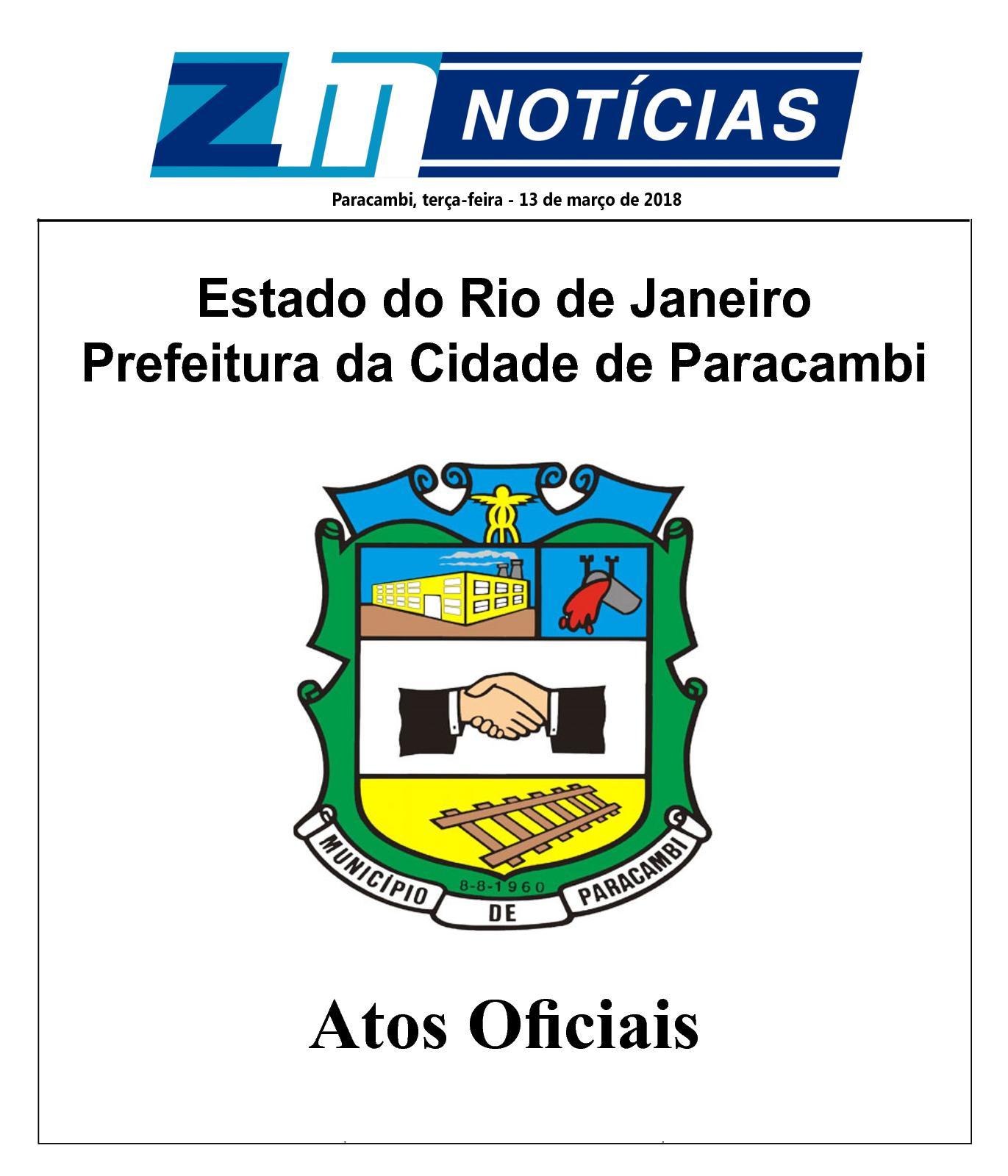 P M P Atos Oficiais 130318