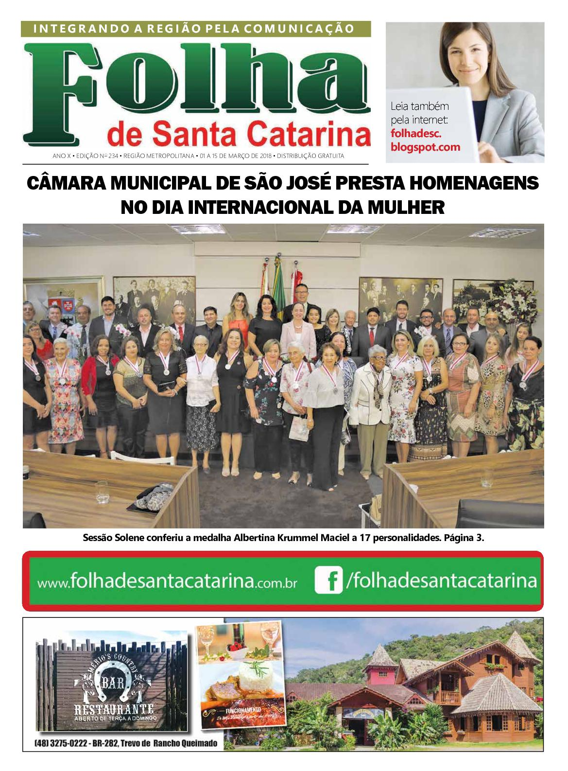 Folha SC 234 Web