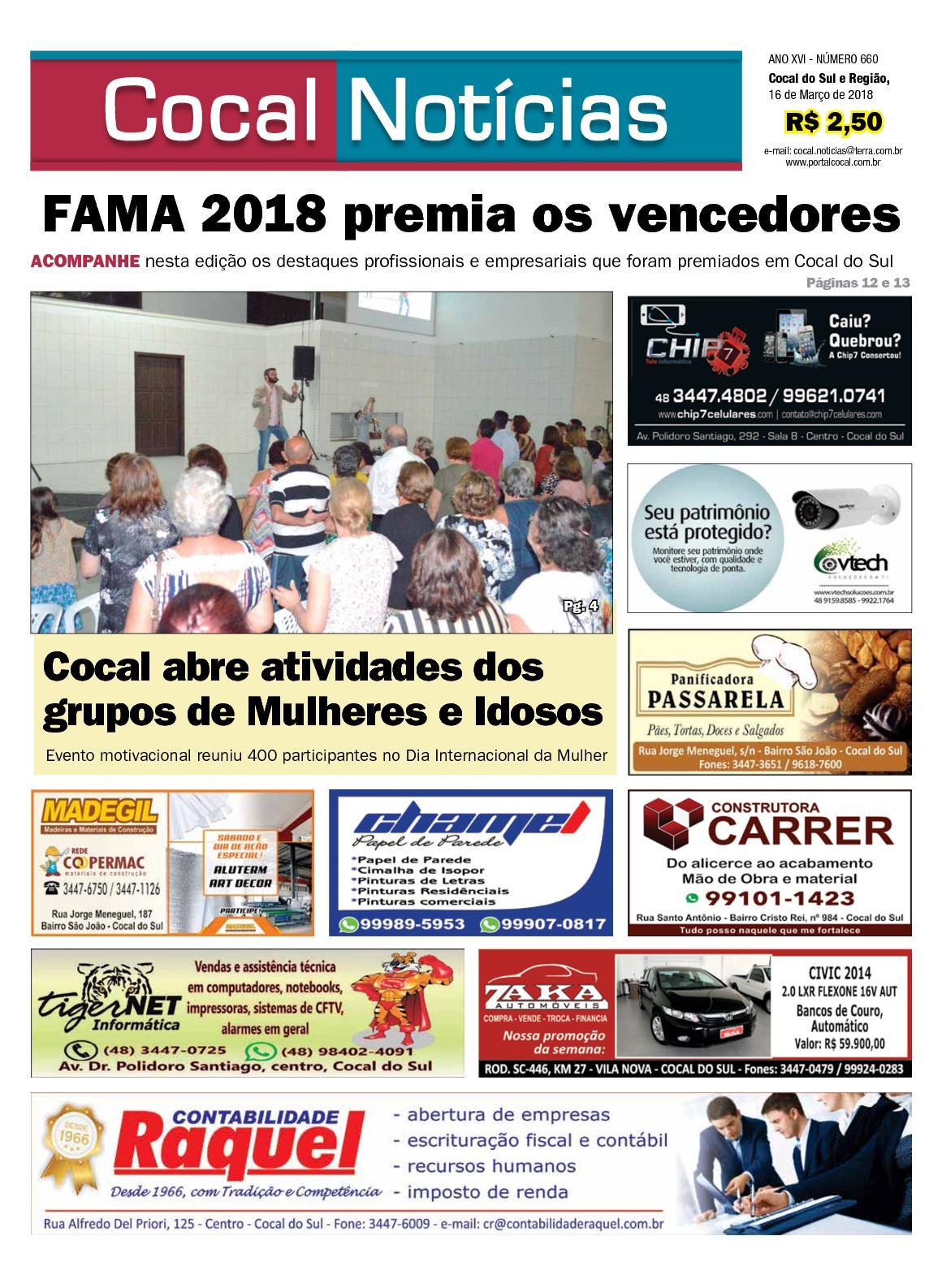 Calaméo - Cocal Notícias on line 16 03 2018 www.portalcocal.com.br a73621b5a26e8