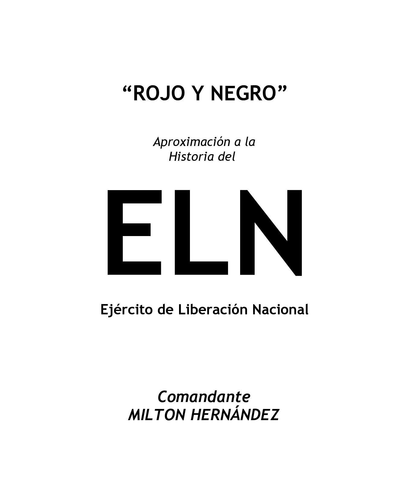 Calaméo - Rojo Y Negro Eln Oficial