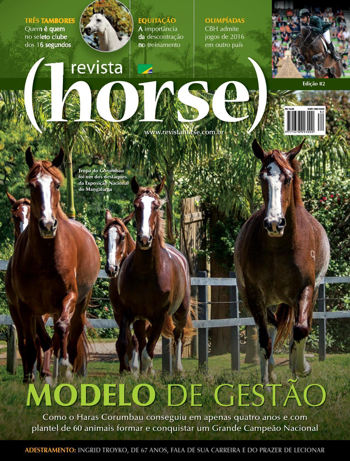 Calaméo - Revista Horse 82 8a07f89411b