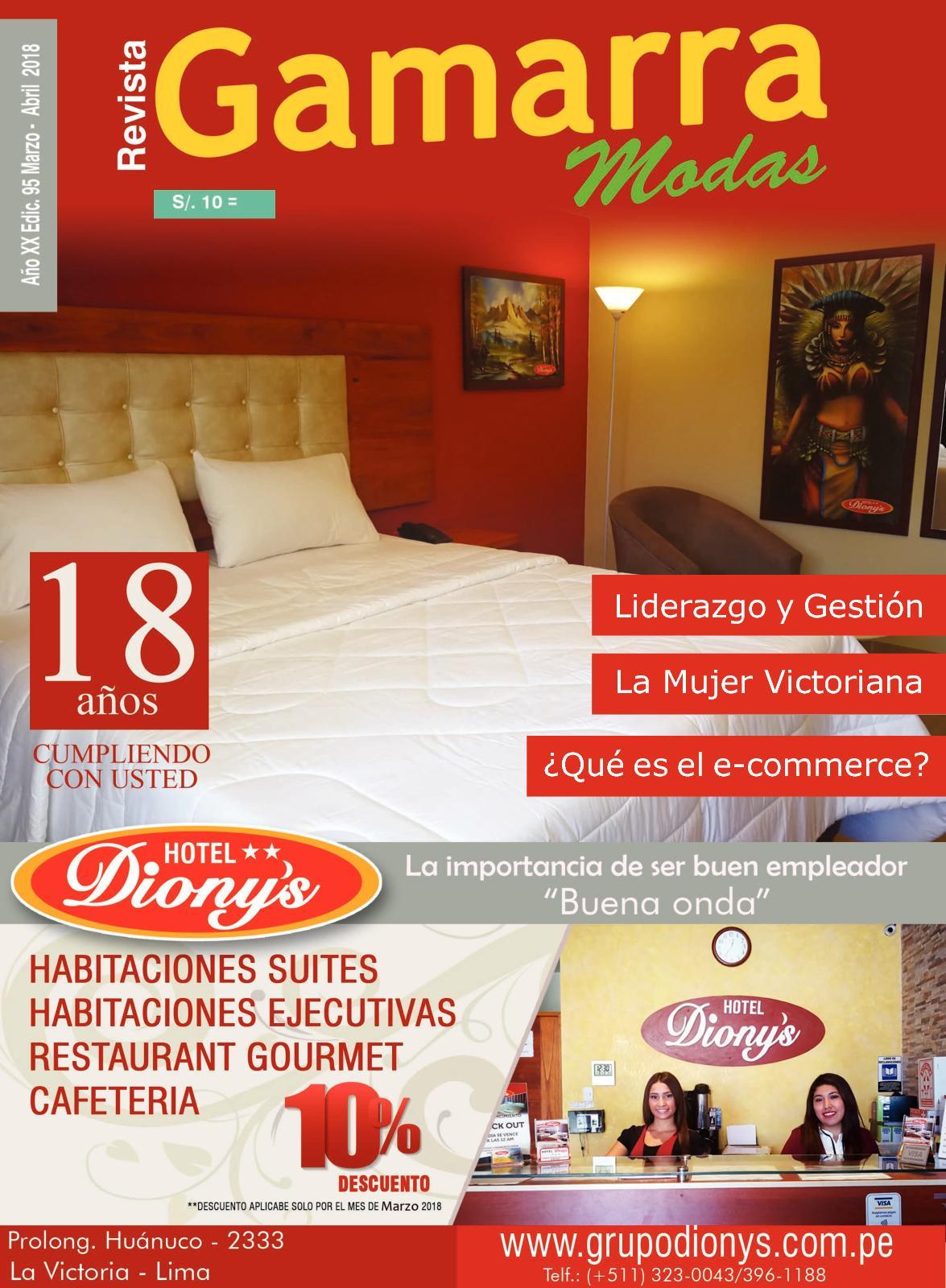 7592563b3cc7 Calaméo - Revista Gamarra Modas - Edición 95
