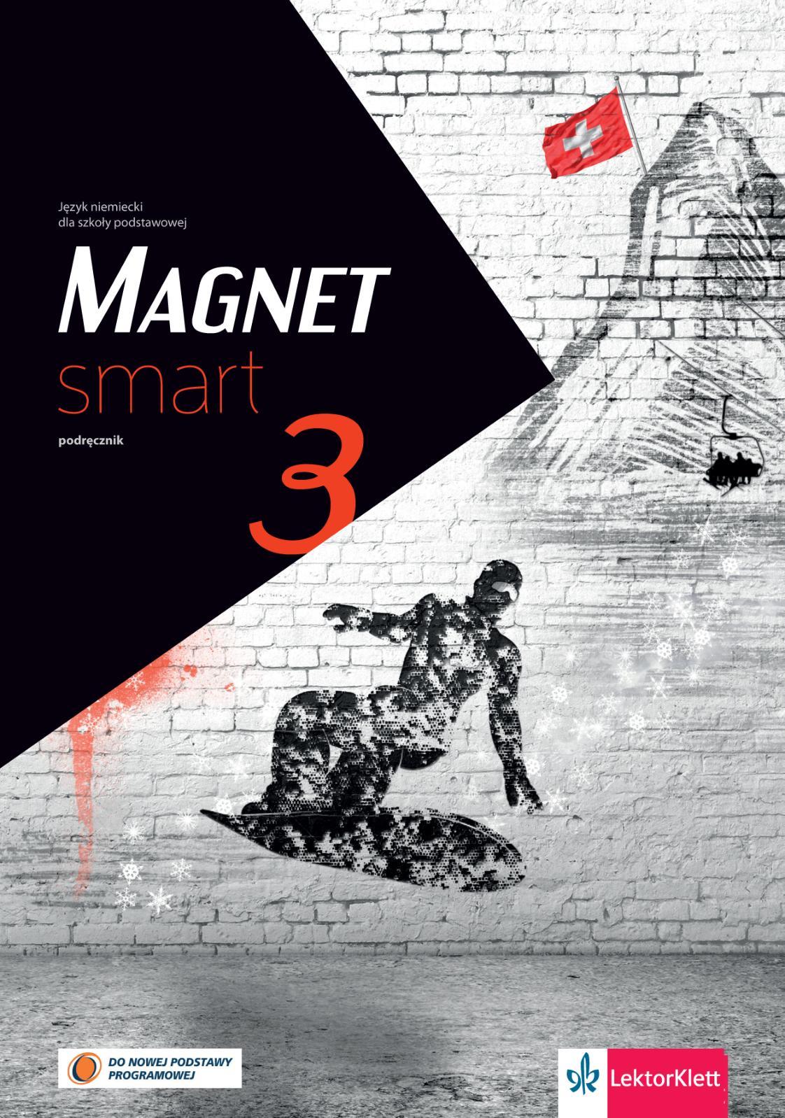 Magnet smart 3 (NPP 2017). Podręcznik