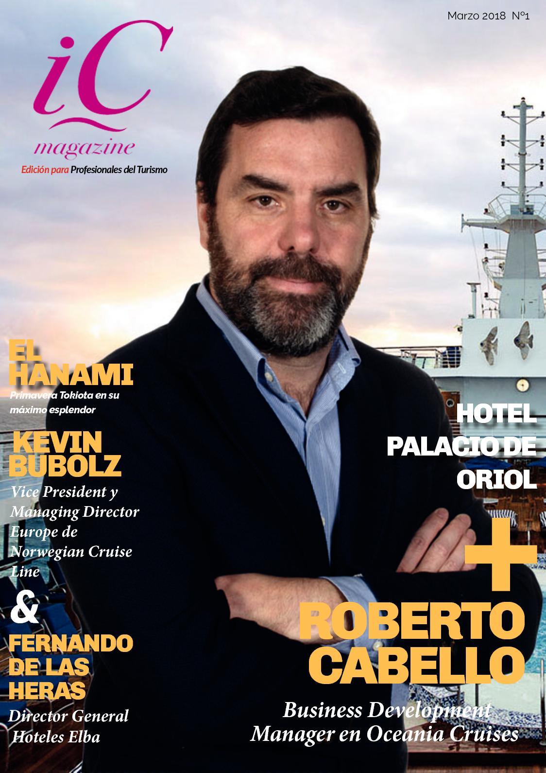 Revista turismo Icmagazine
