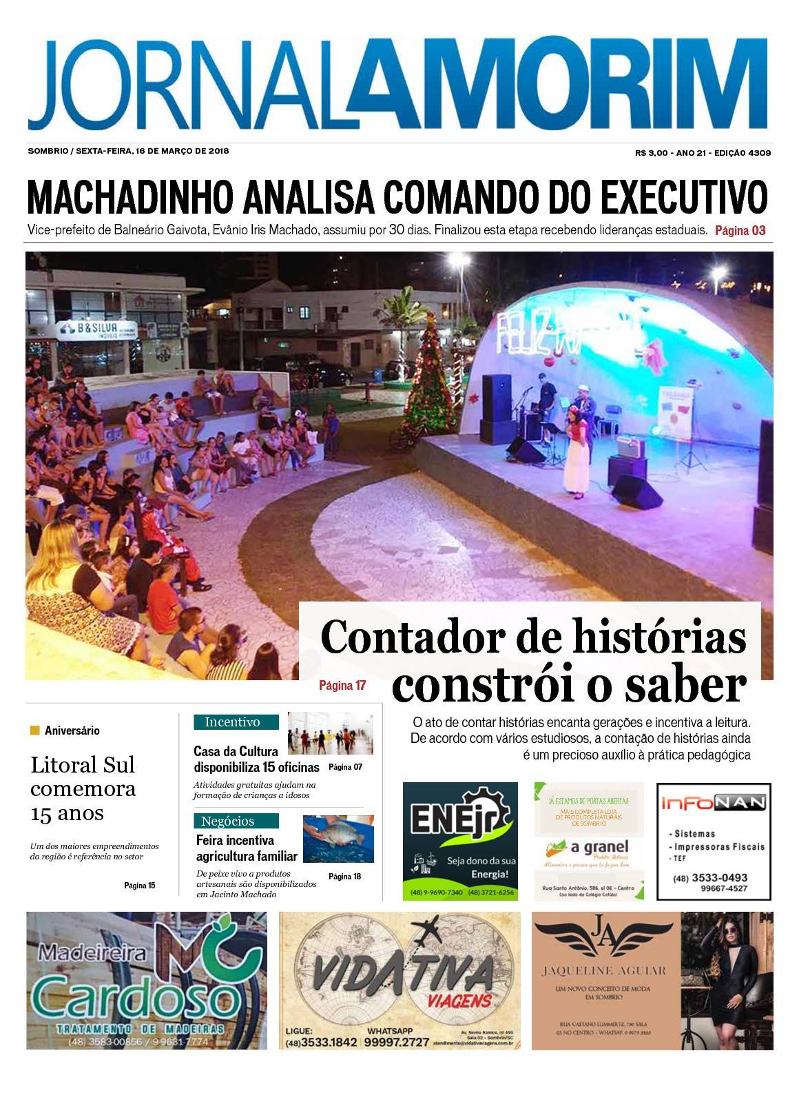 Jornal Amorim - 16-03-2018