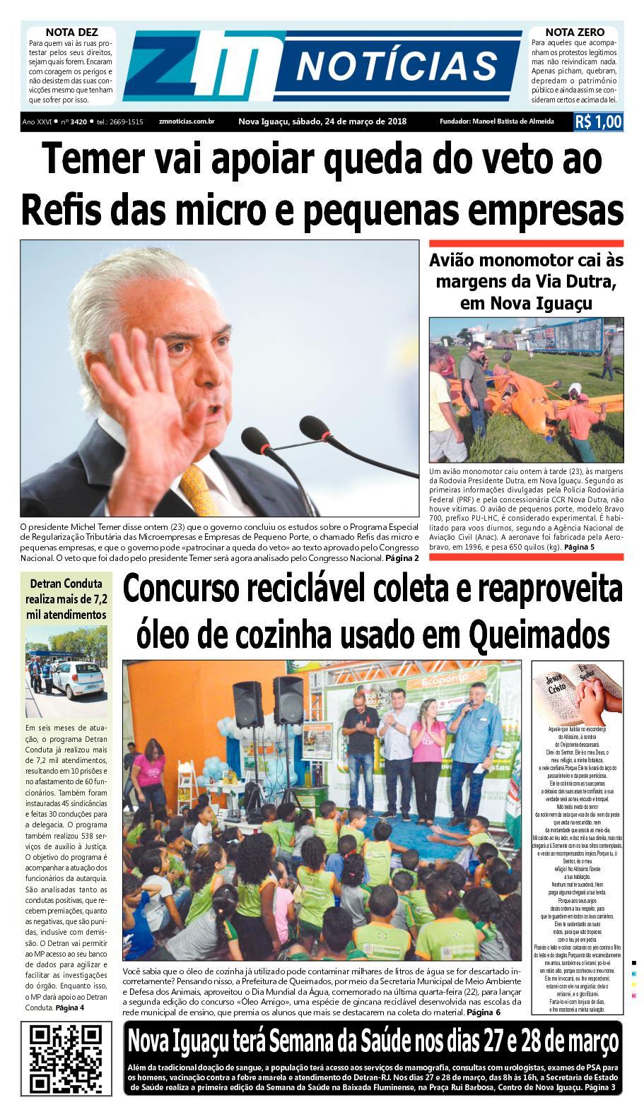 ZM Noticias - Edição 240318