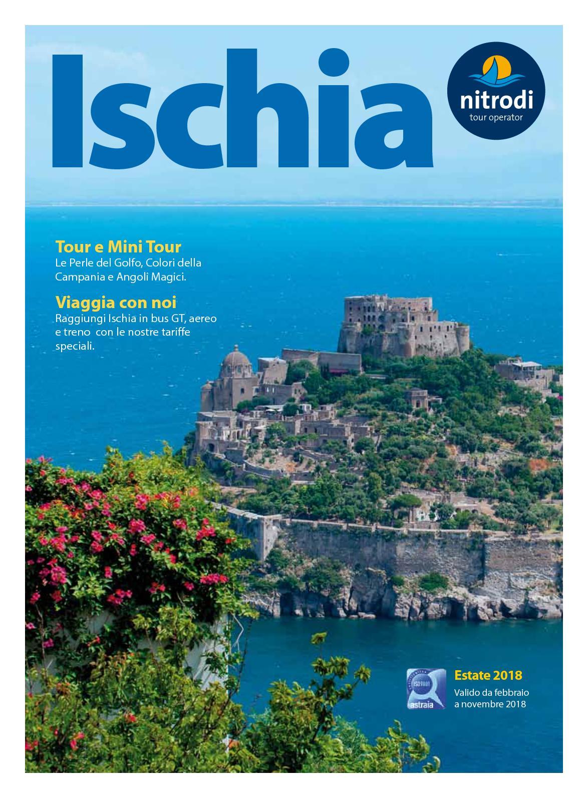 d5bc5491fb5a6 Calaméo - Catalogo Ischia 2018 - Nitrodi Viaggi