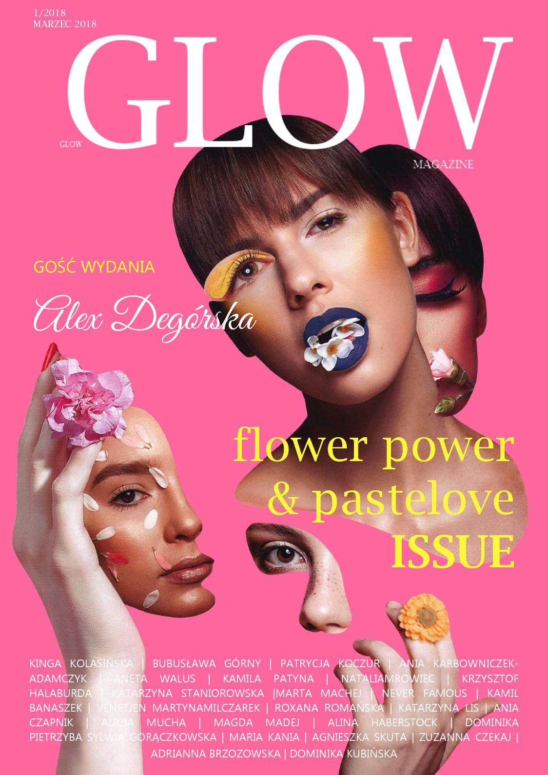 GLOW MAGAZINE ISSUE 4