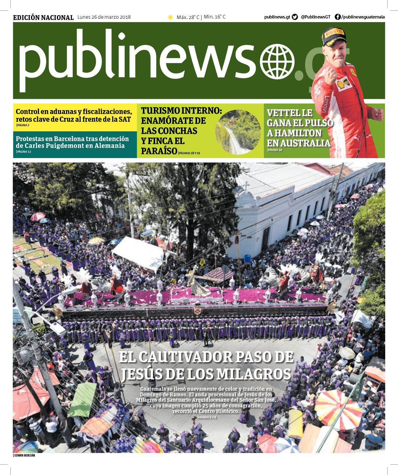 GUATEMALA CITY 26032018