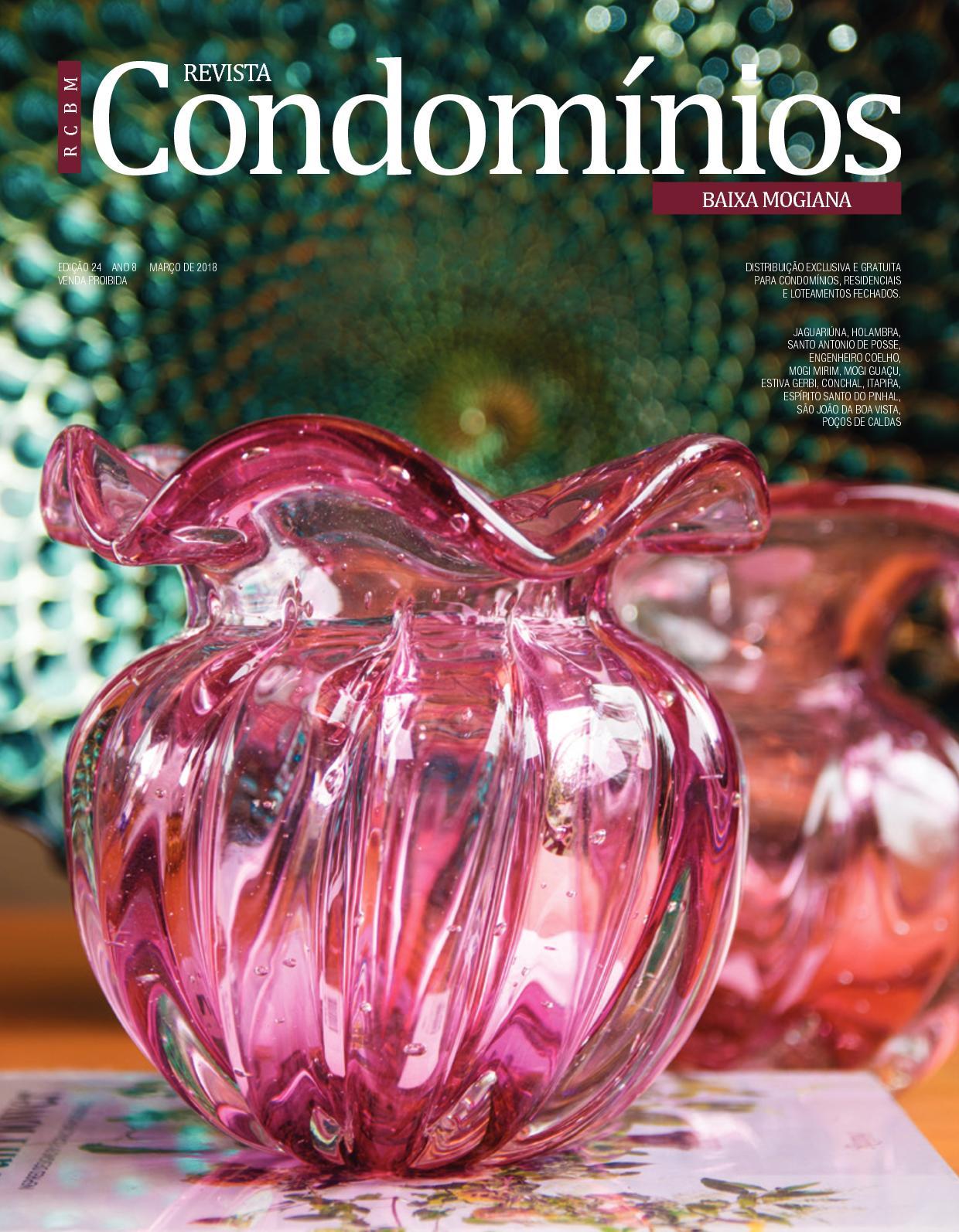 24ª Edição - Revista Condomínios da Baixa Mogiana