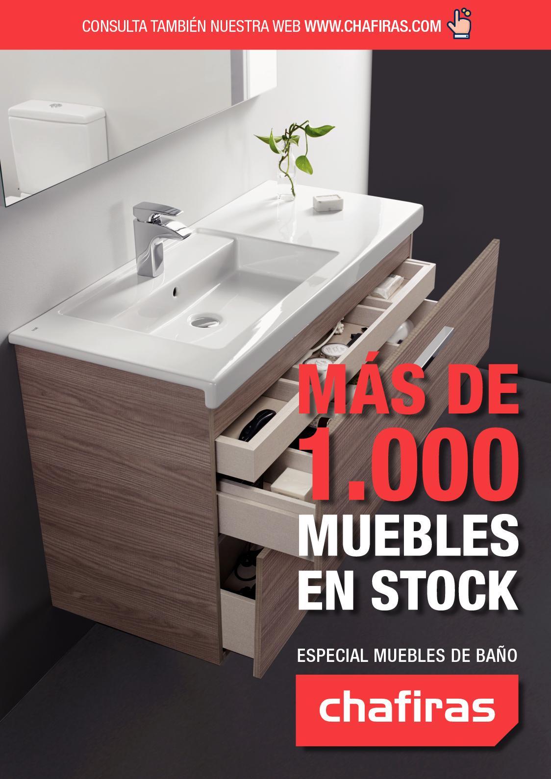 Calaméo - Catalogo Muebles De Baño Chafiras