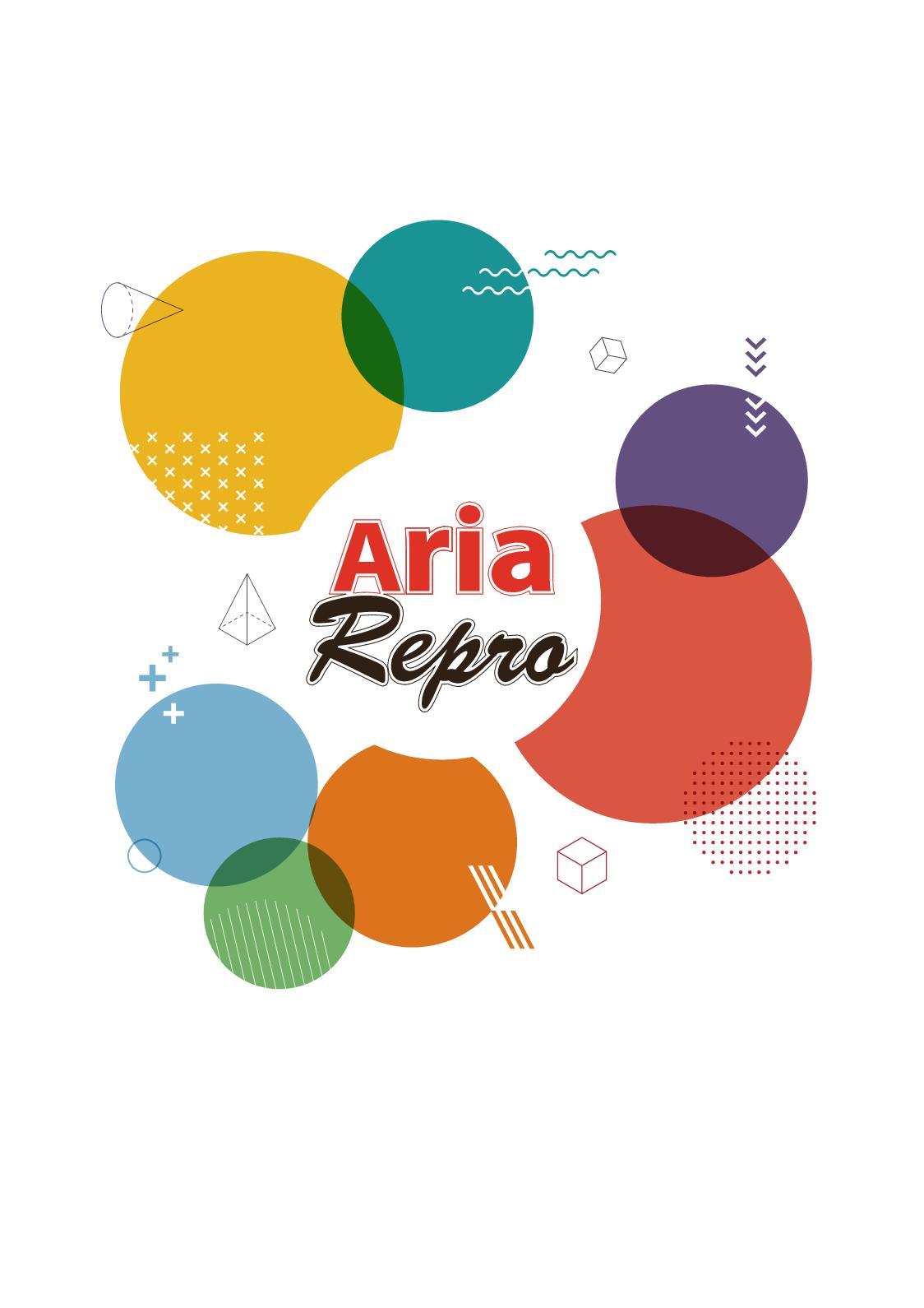 Catalogue Communication | Aria Repro