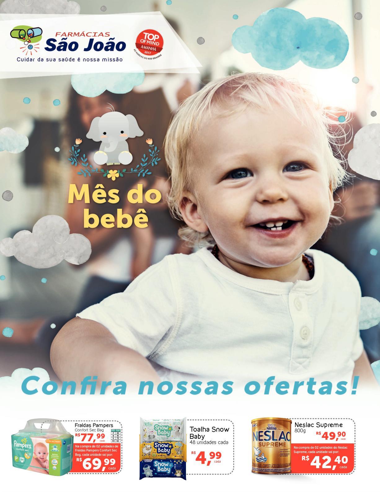 Lâmina Abril São João